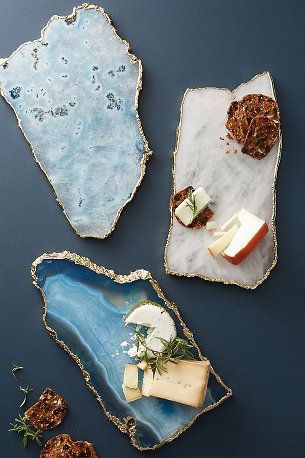 geode cheese board