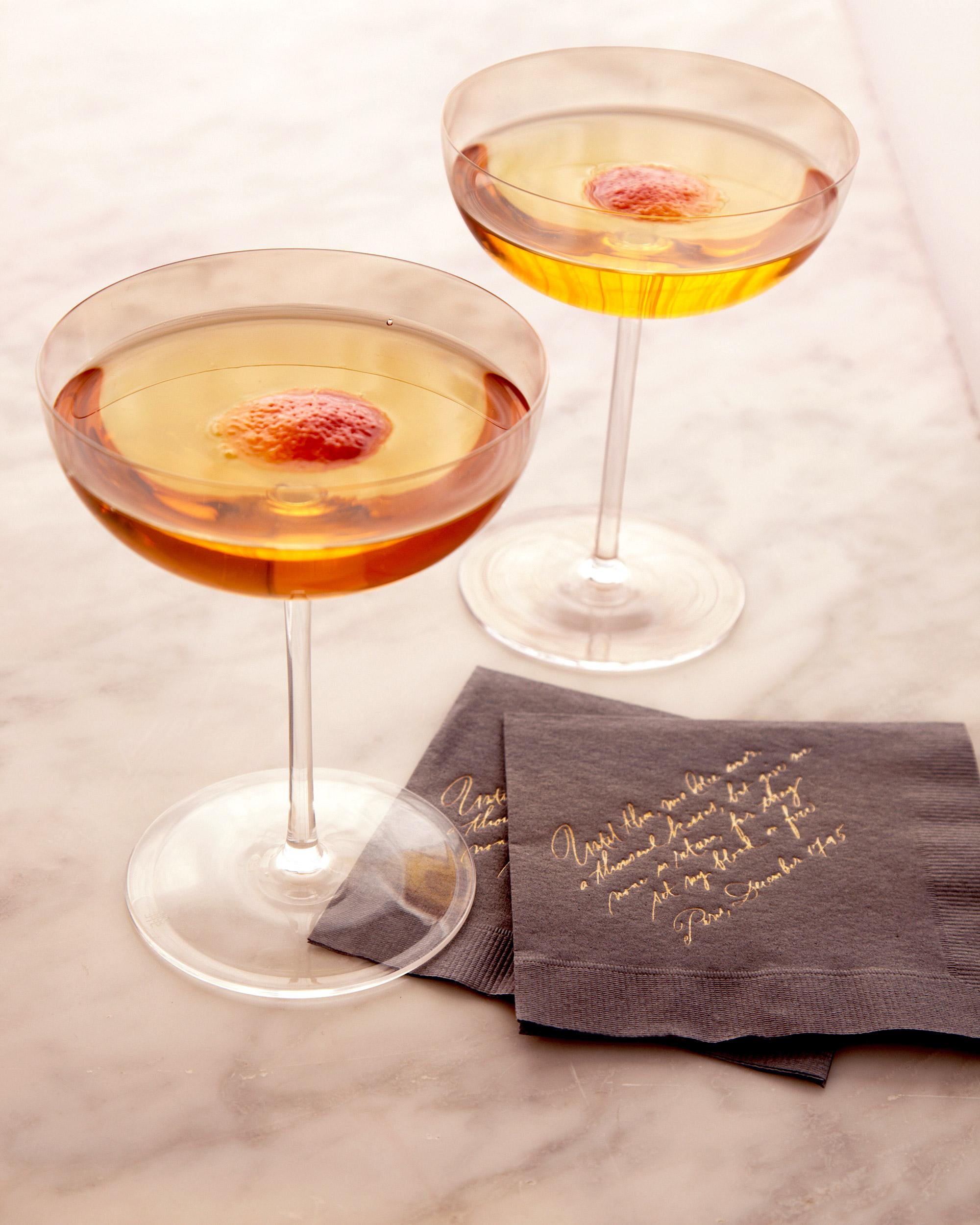 Fall Signature Cocktail