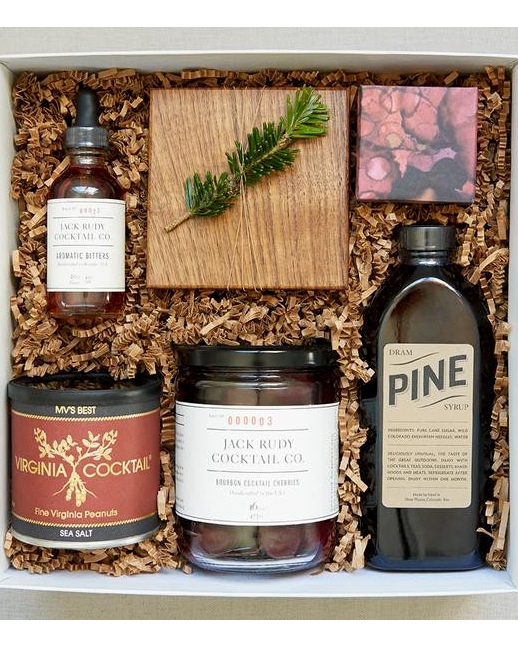 dad gift guide old fashioned drink kit