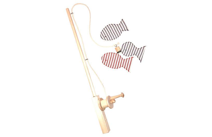 ring bearer gift guide toy fishing rod
