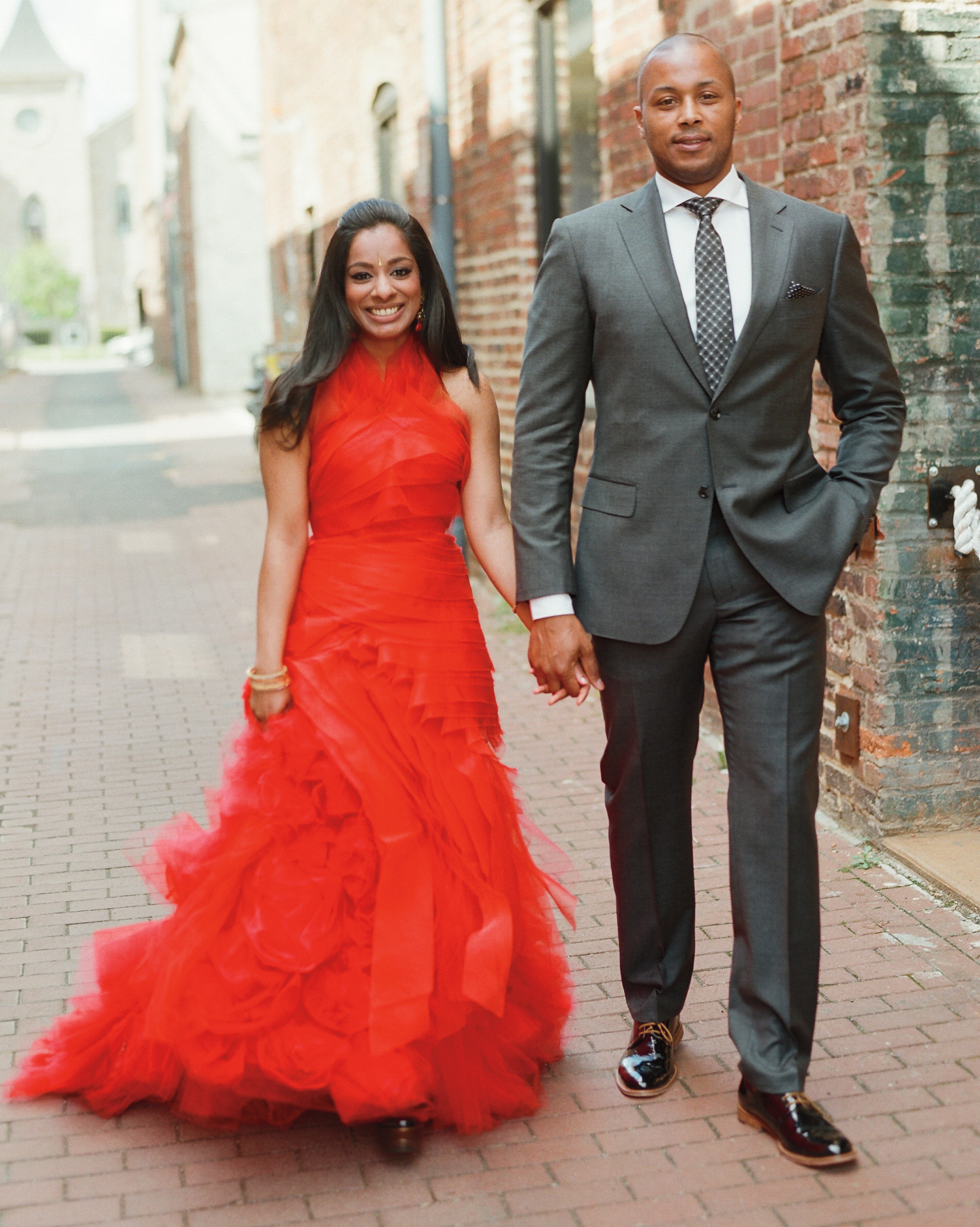 Red Wedding Dresses.7 Red Wedding Dresses That Ll Leave You Re Thinking White Martha