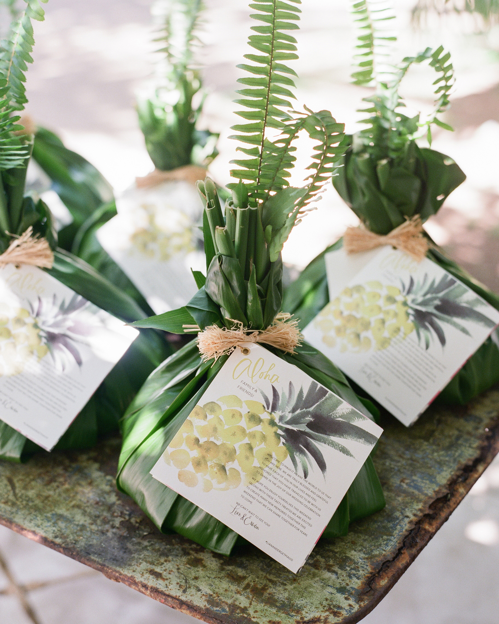 Traditional Wedding Favors