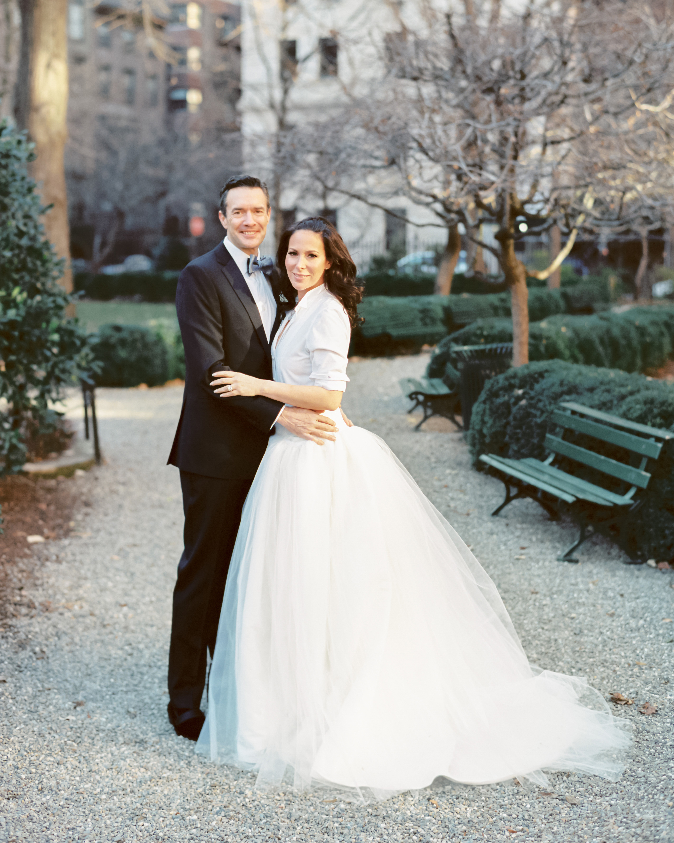 A New Year's Day New York City Wedding