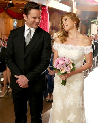 Iconic TV Wedding Dresses That Stole the Show | Martha