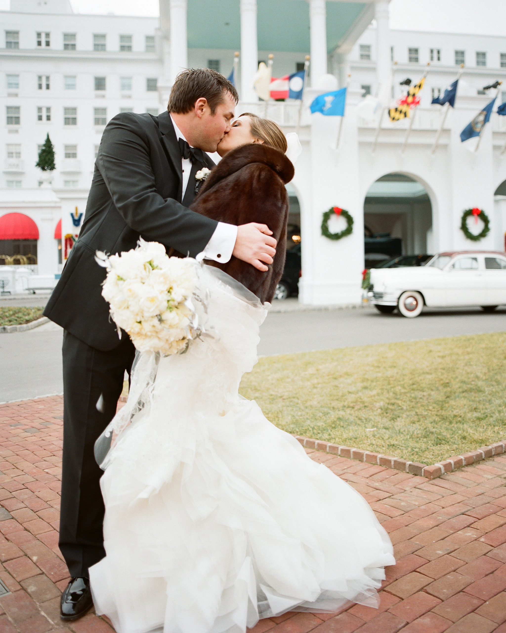 A Magical Christmas-Themed Wedding In West Virginia