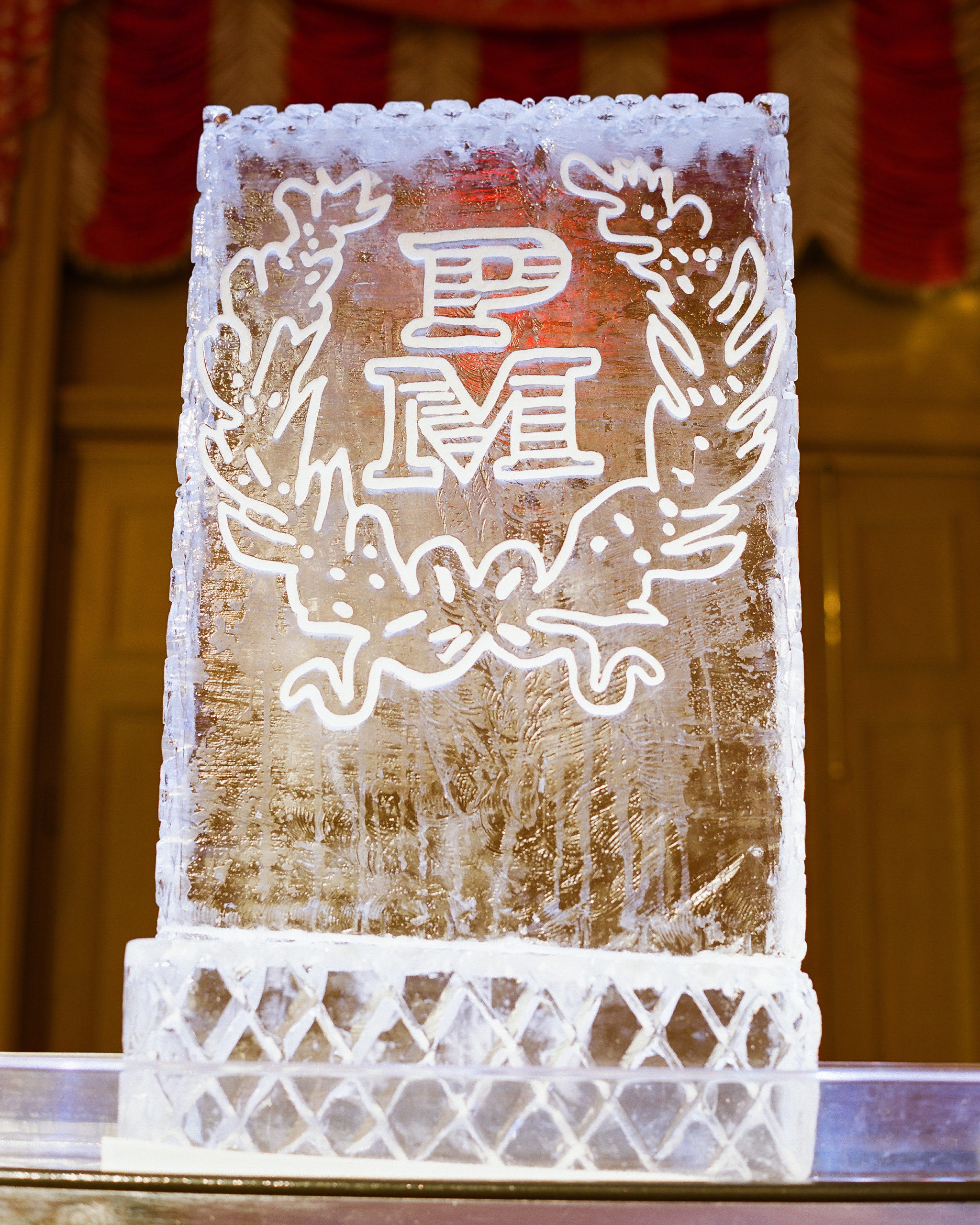 An Ice Sculpture