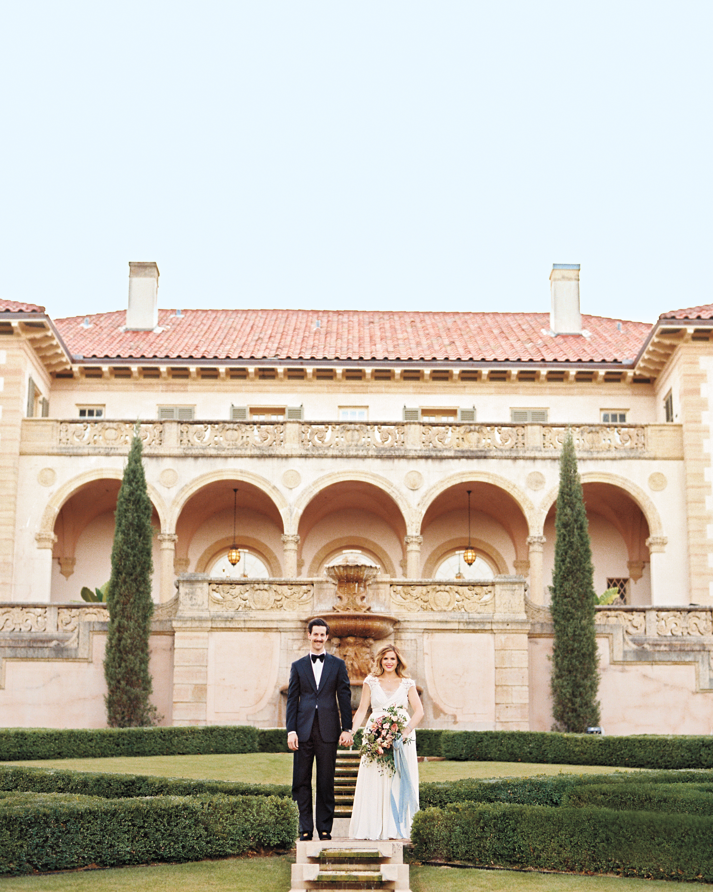 A Grand Garden-Themed Wedding in Oklahoma