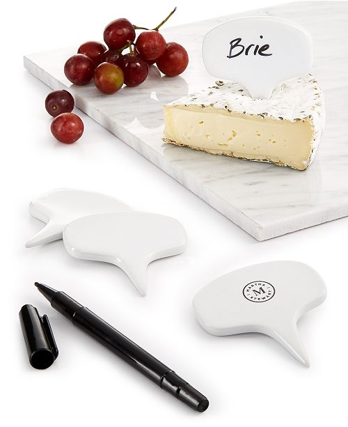 martha stewart cheese markers