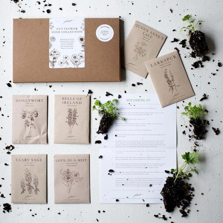 seed mix envelopes