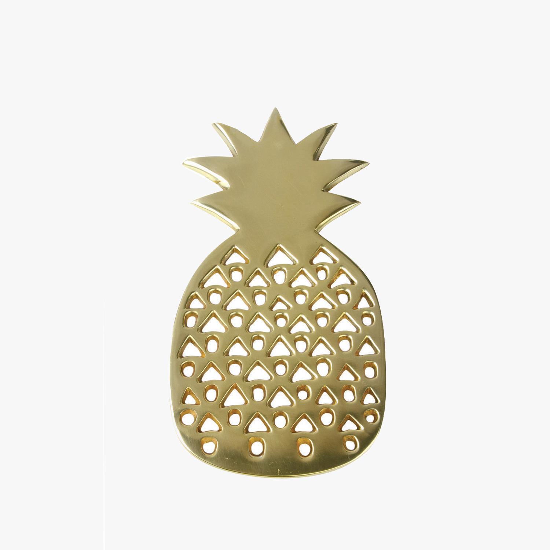 pineapple trivet