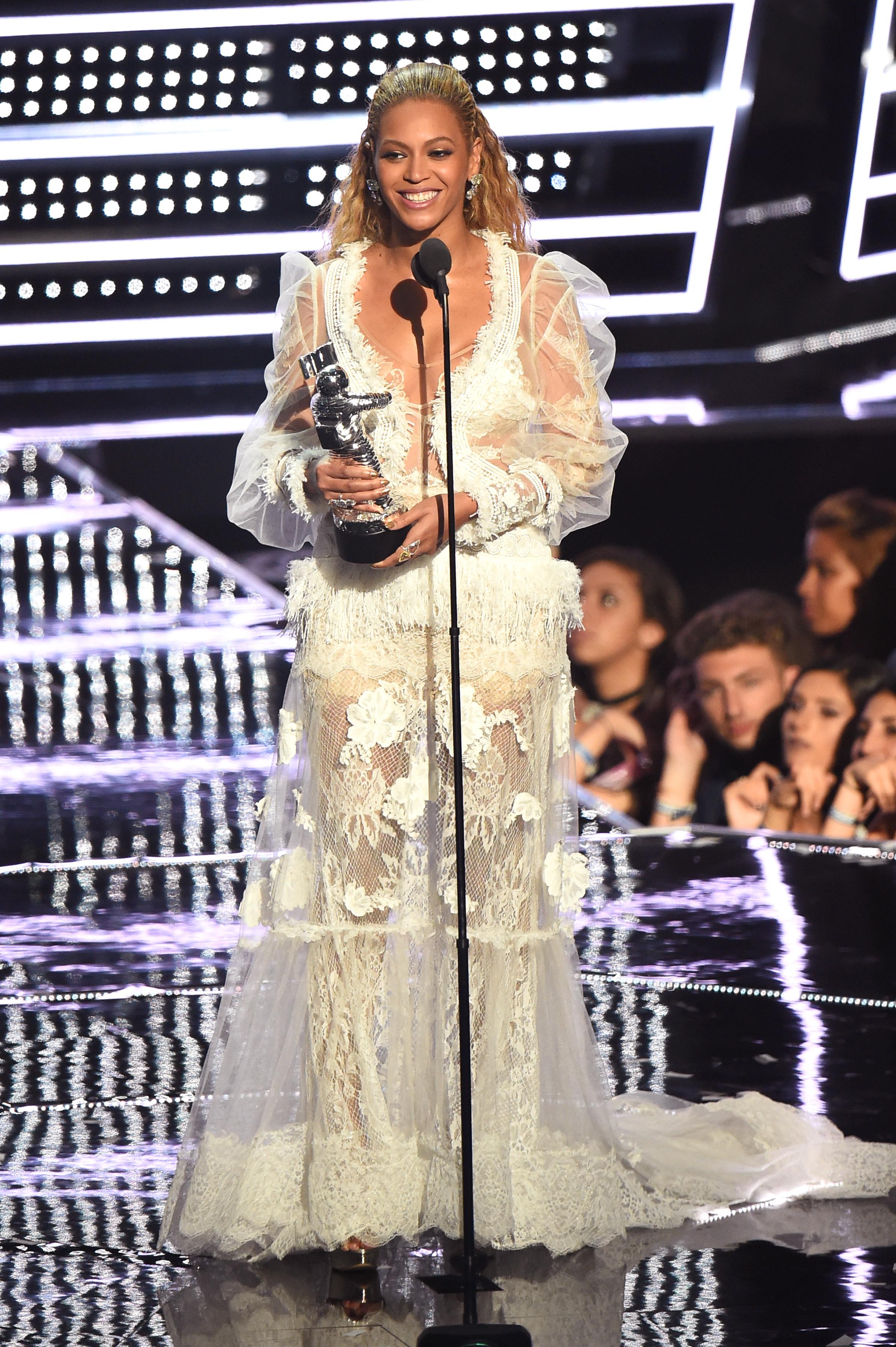 Beyonce MTV VMAs 2016 Dress