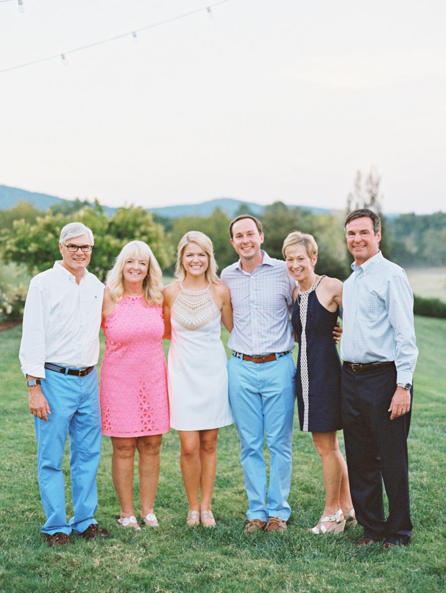 bride groom parents
