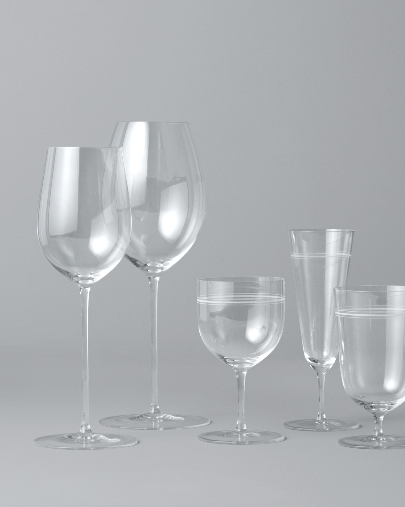 G is for Glassware