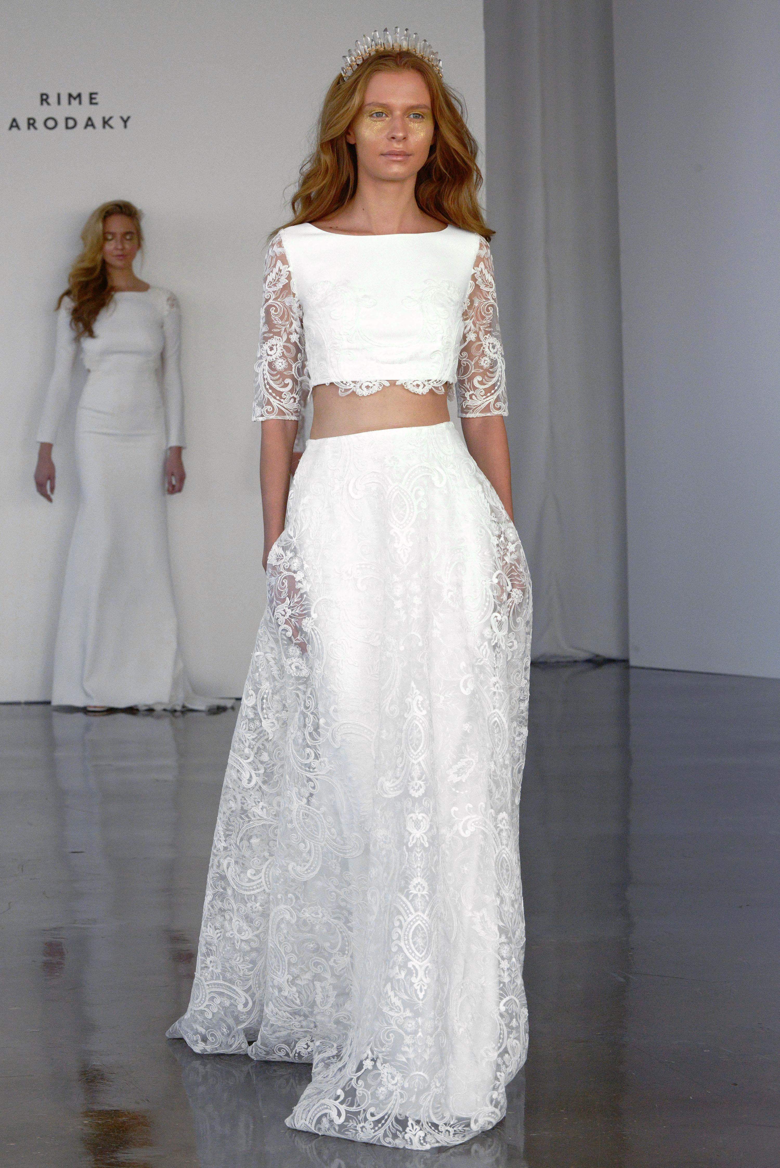 Rime Arodaky wedding dress - 7 Fall 2017