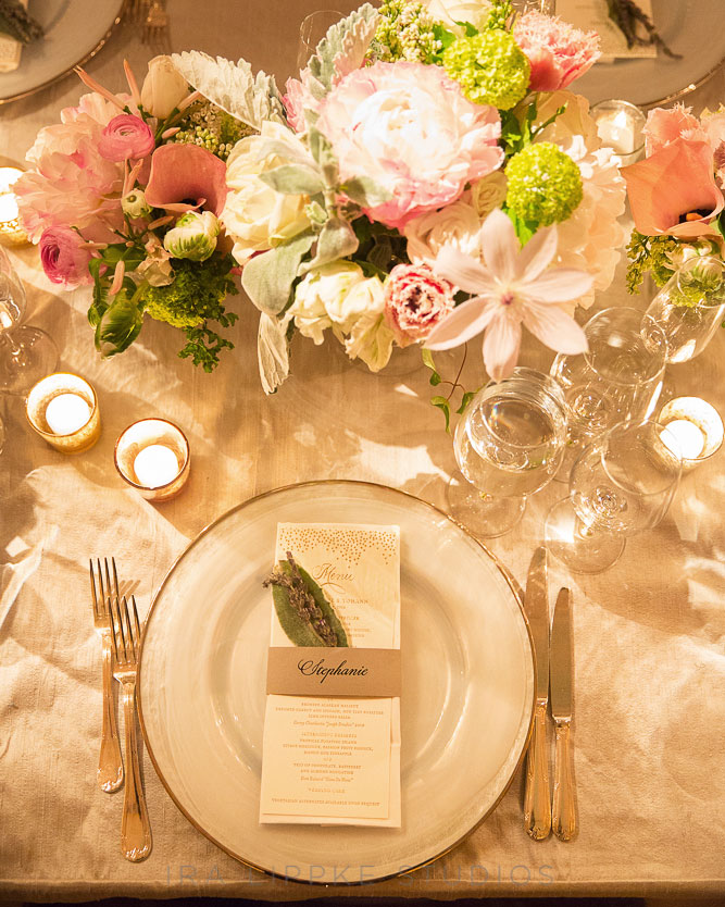What to Ask: Can you help us customize our wedding menu?