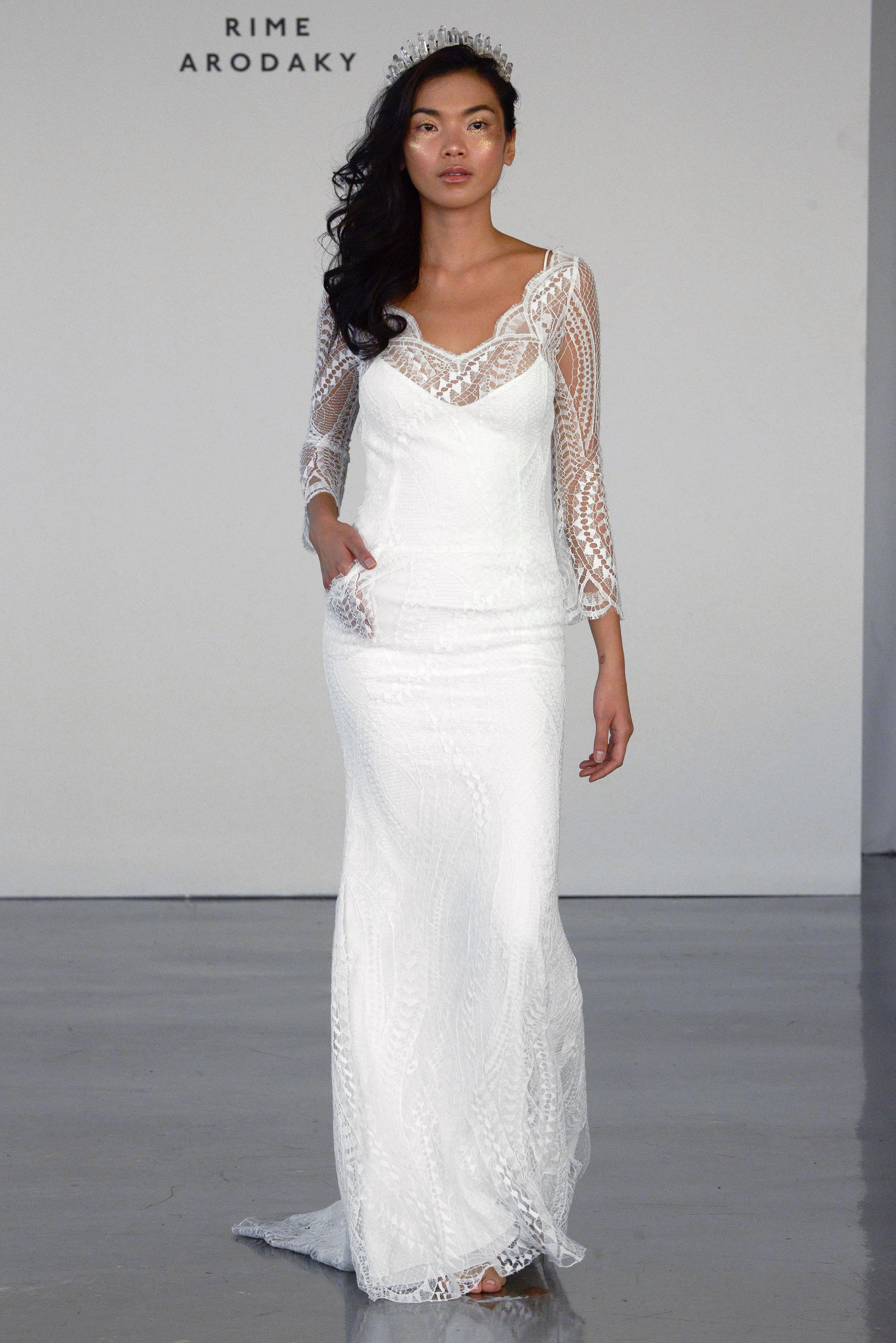 Rime Arodaky wedding dress - 2 Fall 2017