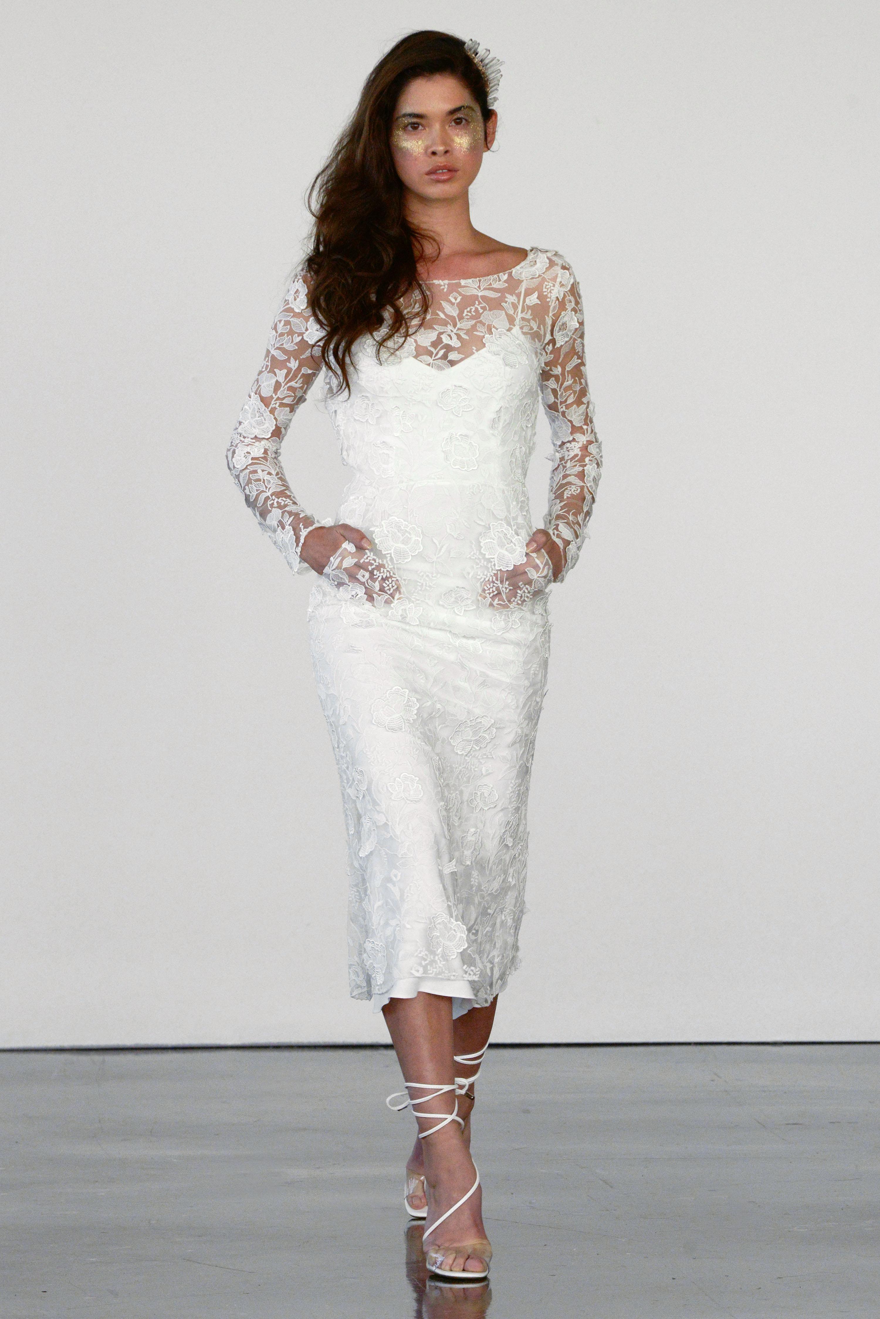 Rime Arodaky wedding dress - 9 Fall 2017