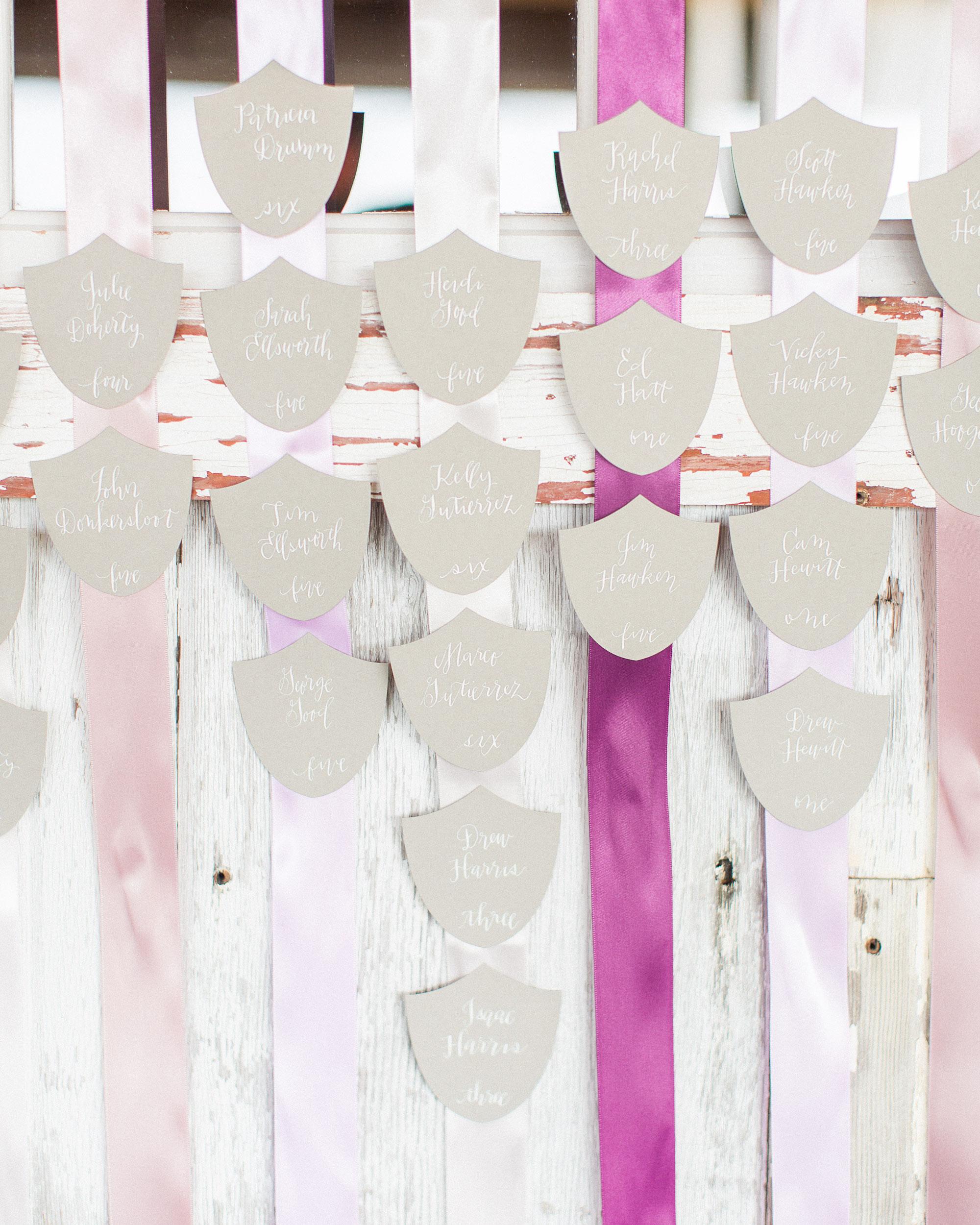 An Ethereal, Purple Wedding in Michigan | Martha Stewart