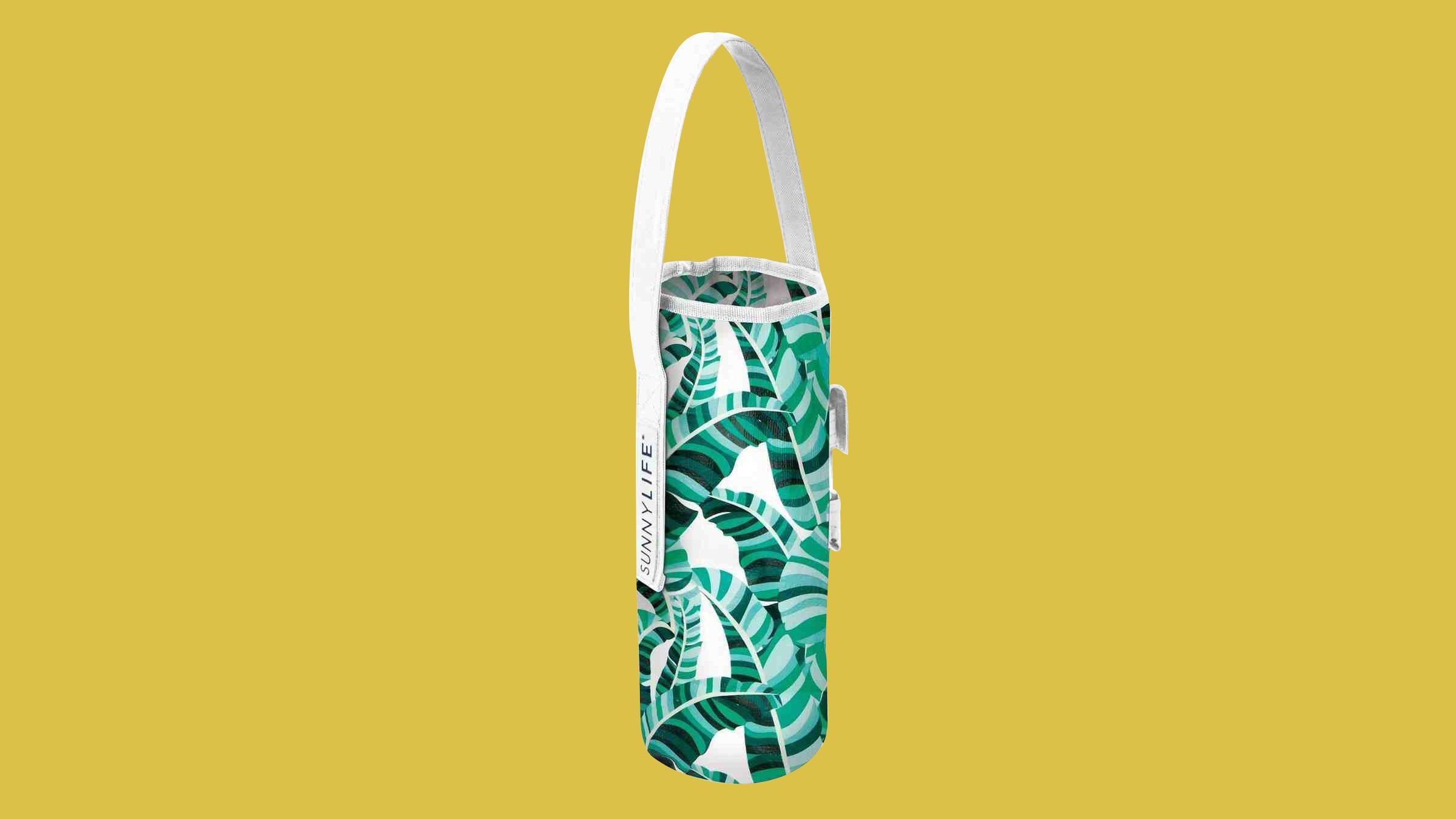 sunny life bottle cooler tote