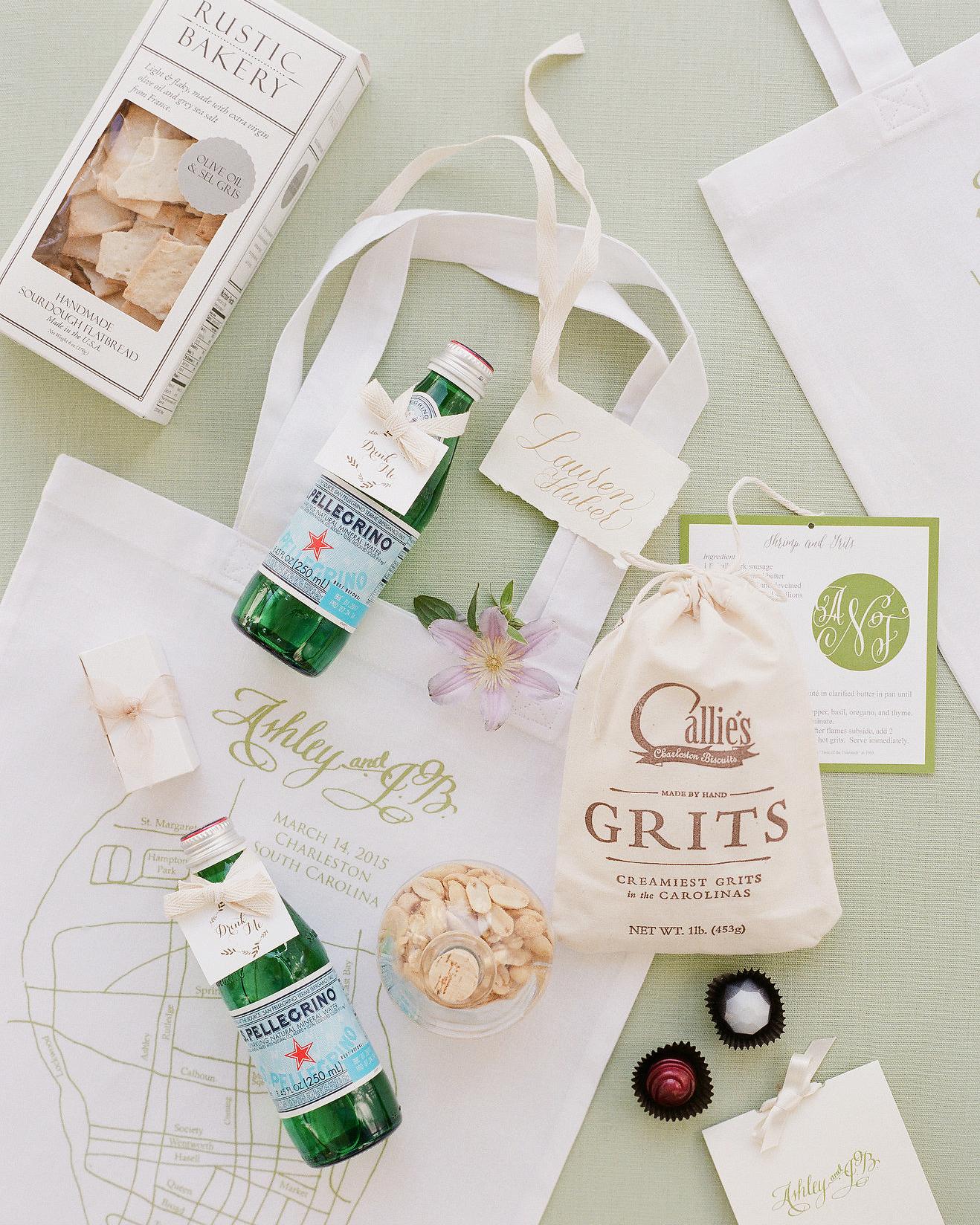 7 Secrets to Amazing Wedding Welcome Gifts