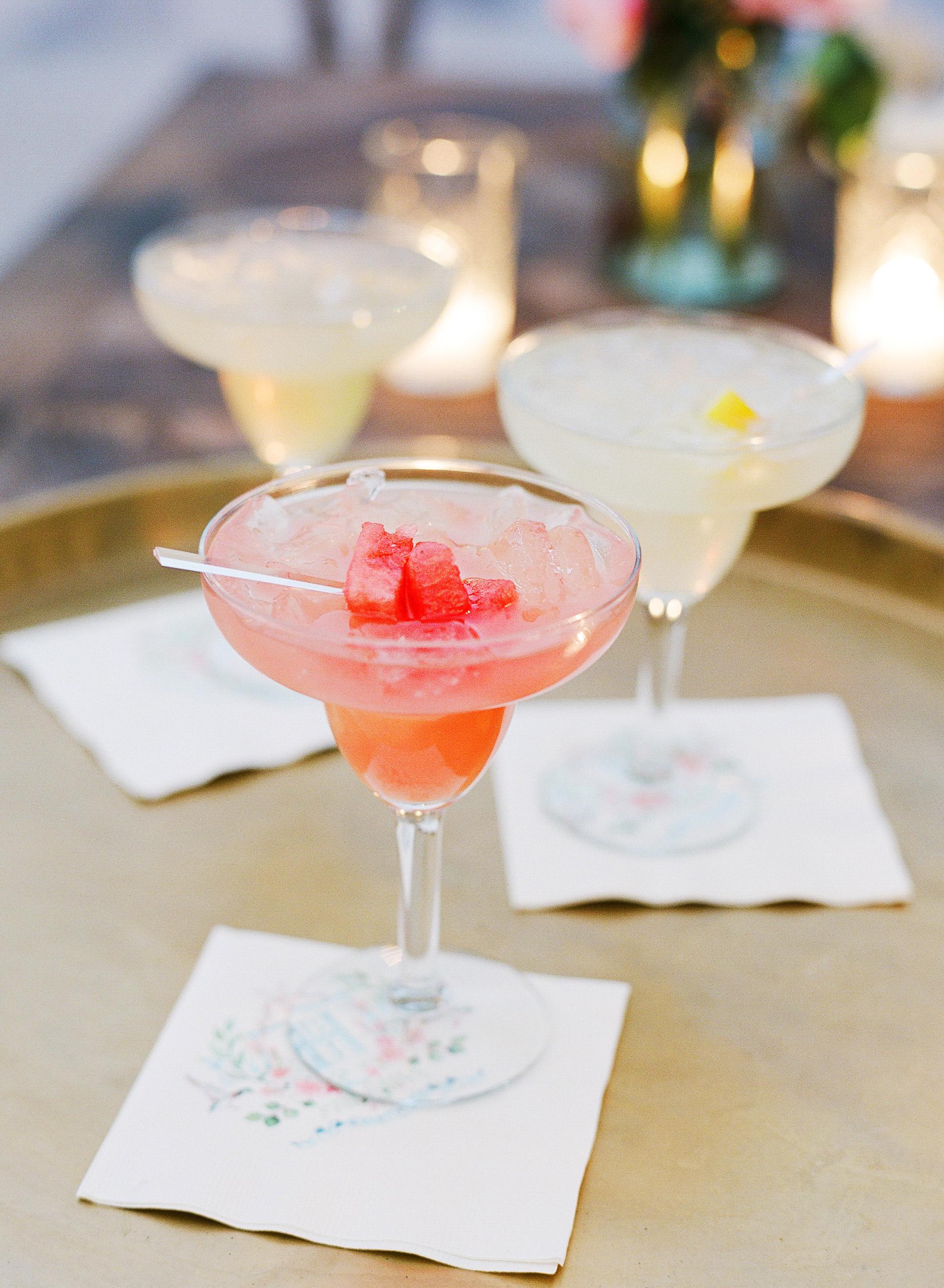 bessie john wedding cocktails
