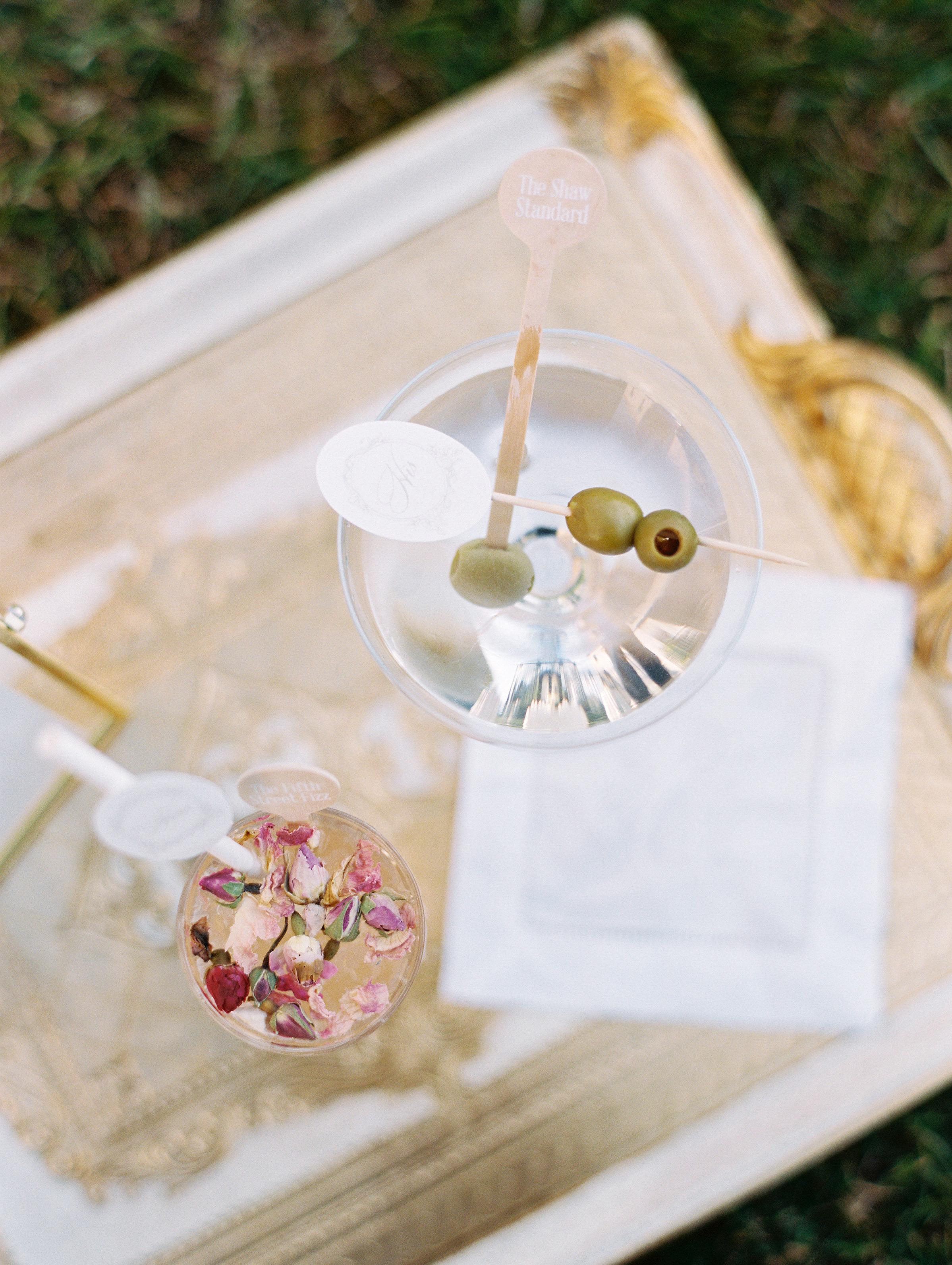 ramsey charles ireland wedding cocktails