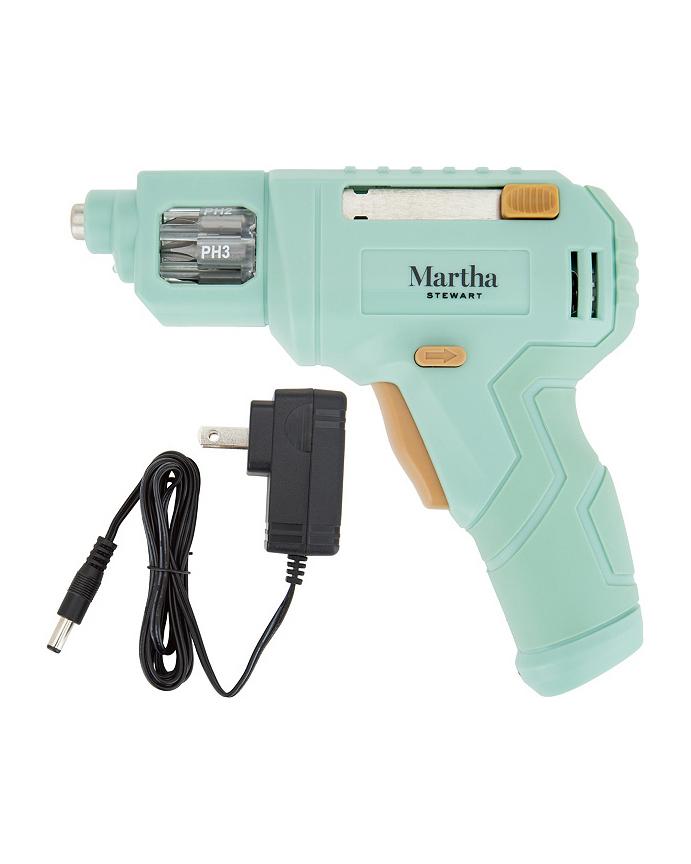 martha stewart electric screwdriver
