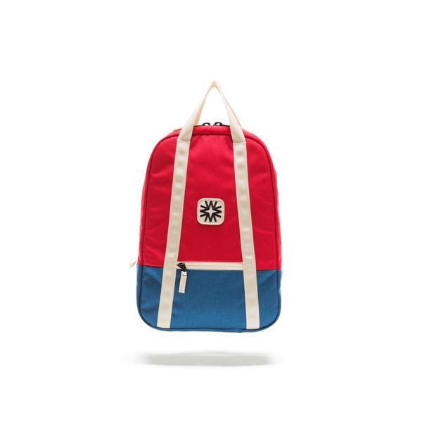 ring bearer gift guide walker goods arrow backpack red and blue