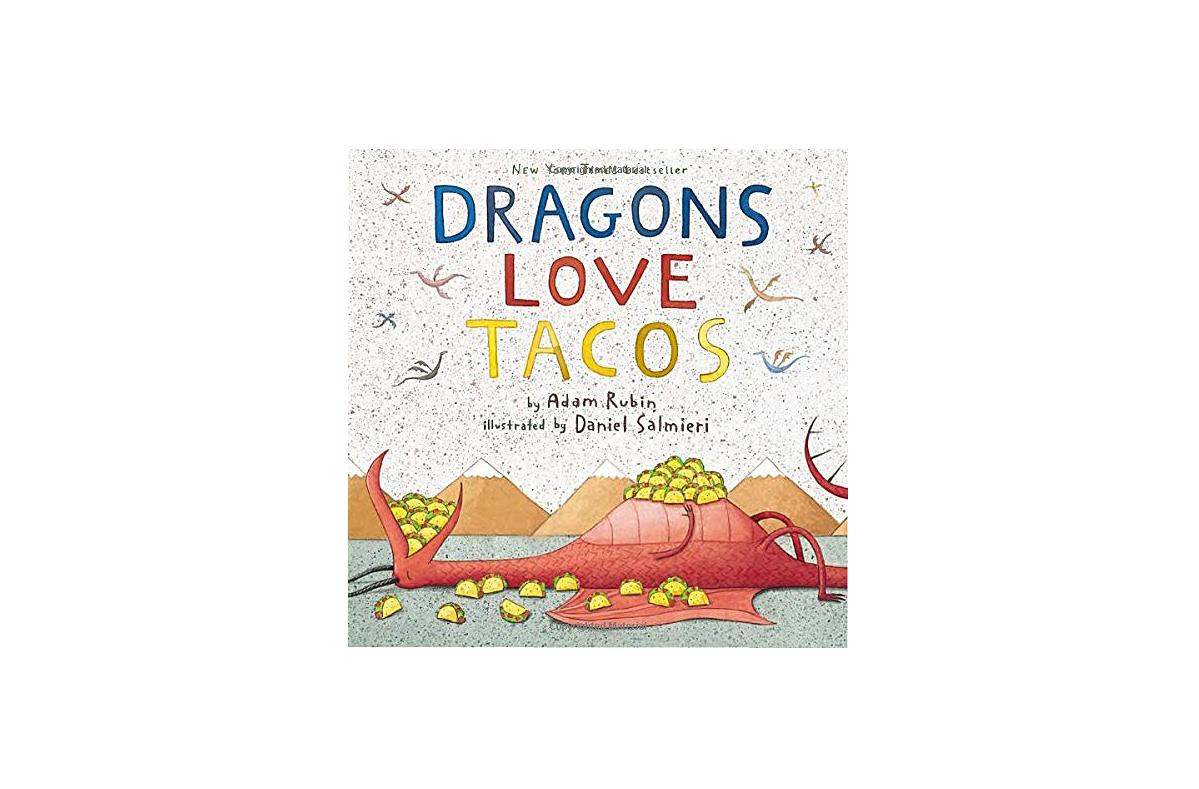 ring bearer gift guide amazon dragons book