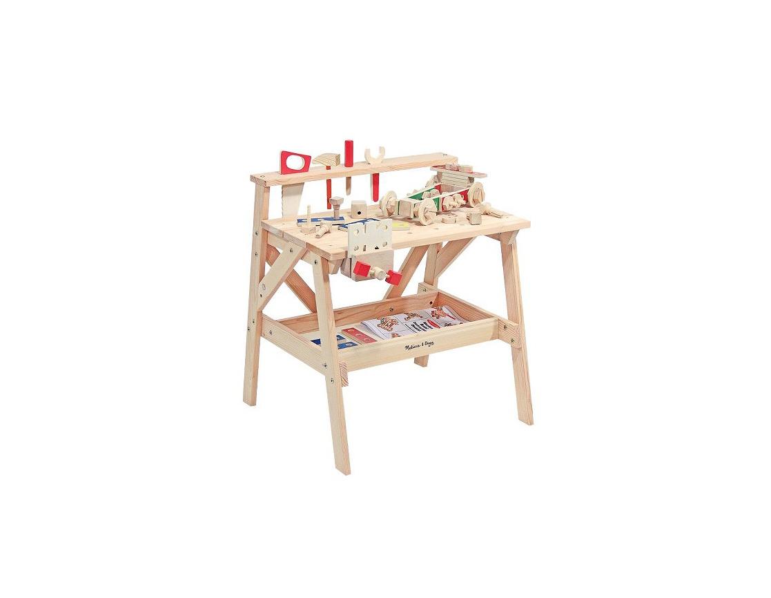ring bearer gift guide melissa doug work bench