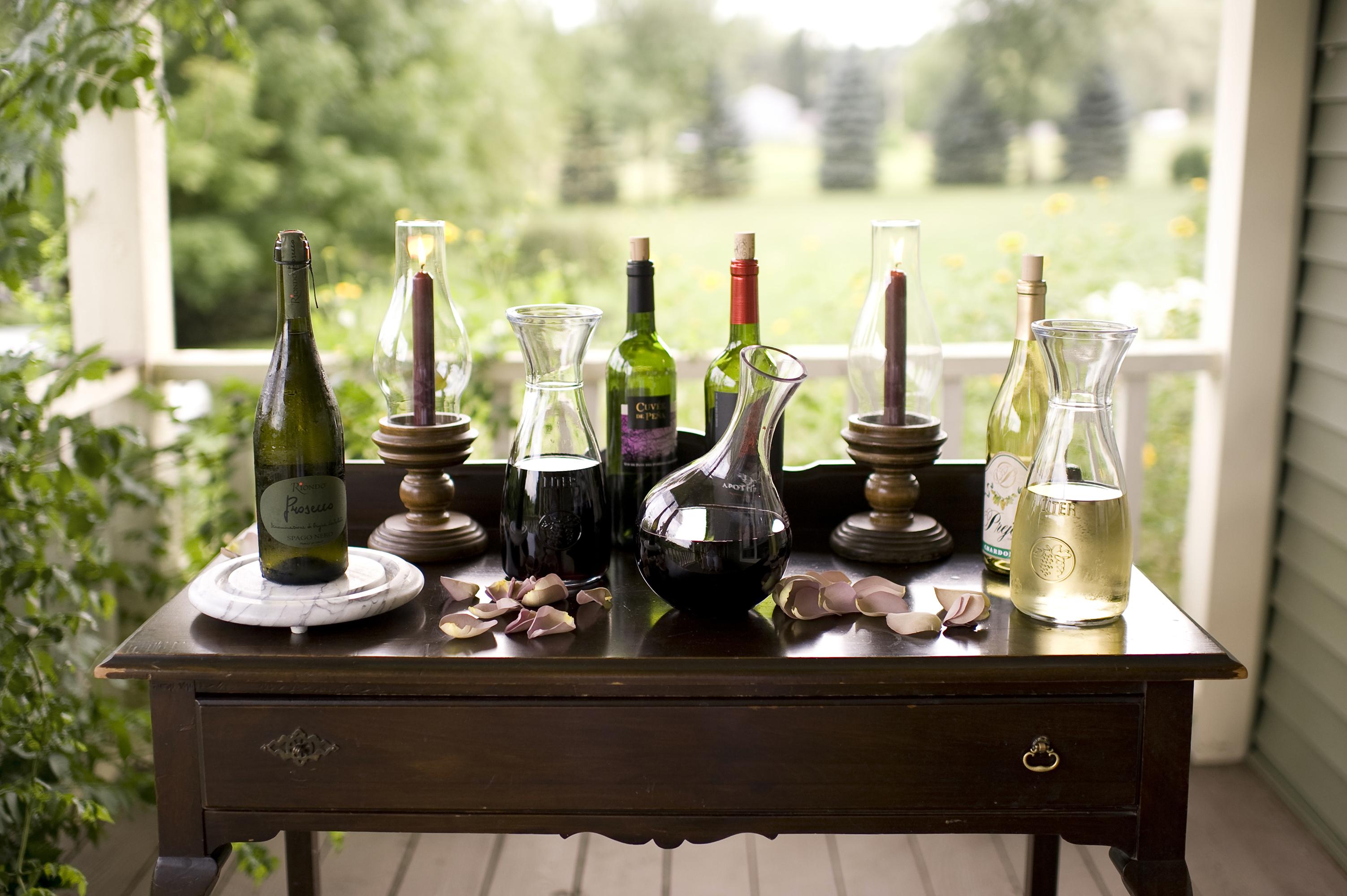 Wine Tasting Bridal Shower