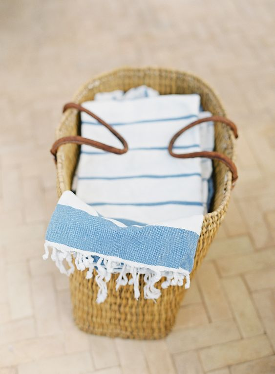 Luxury Towels bachelorette party favors