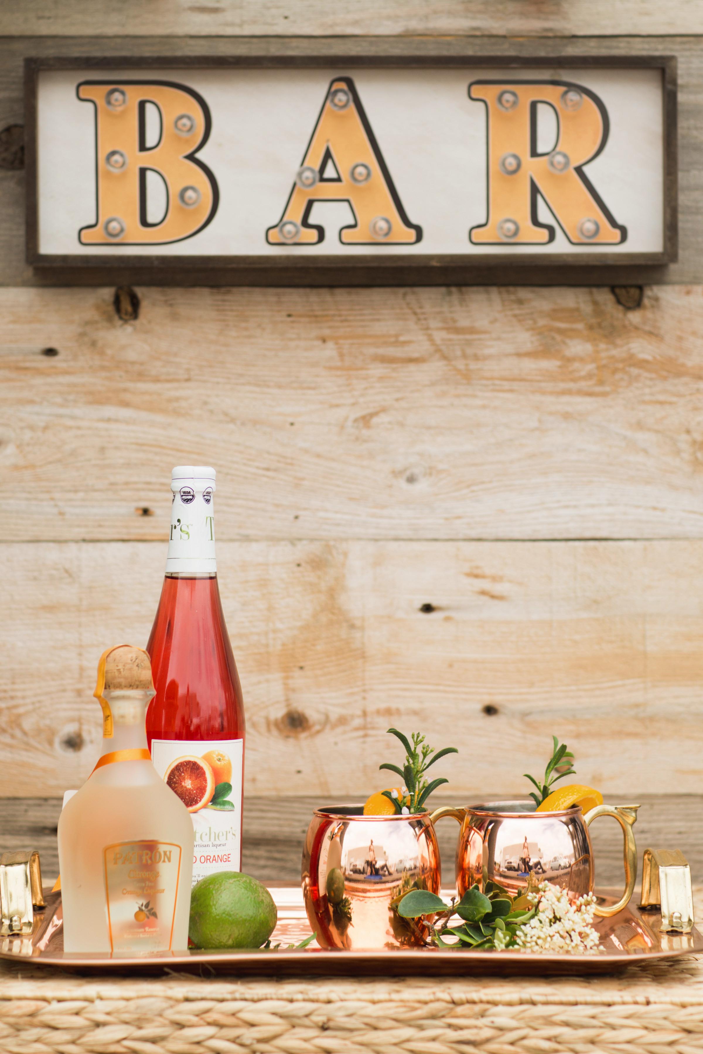 Island Wedding Bar