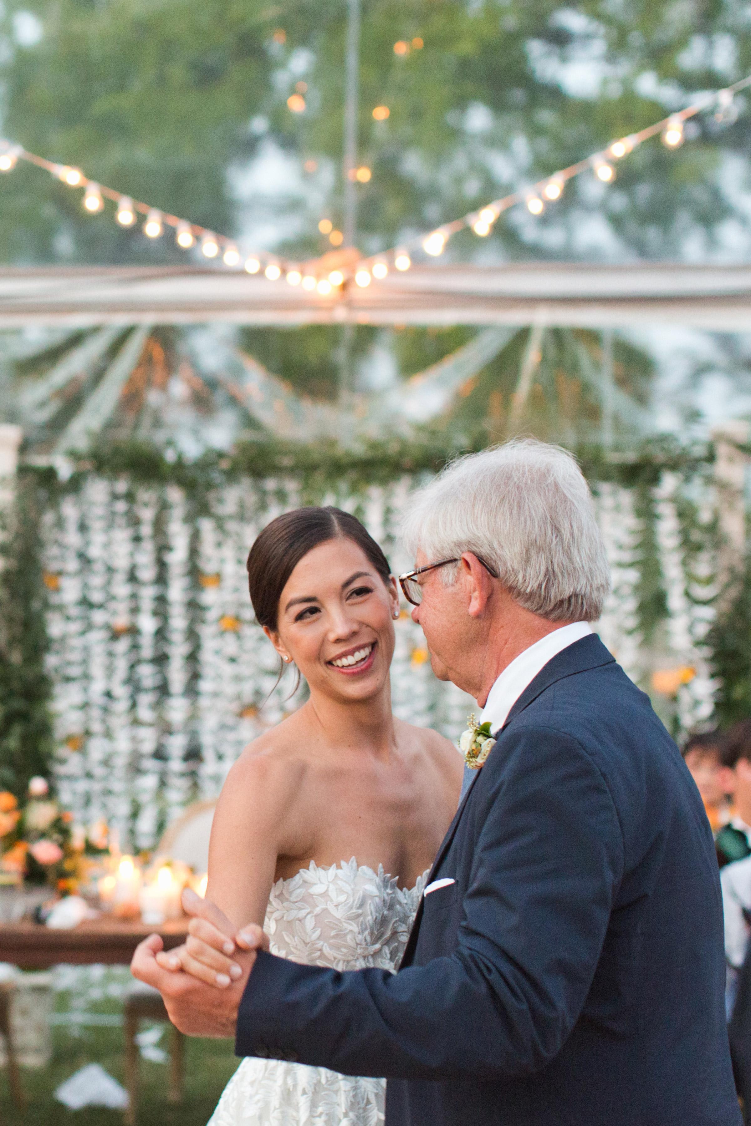 wedding dad dance