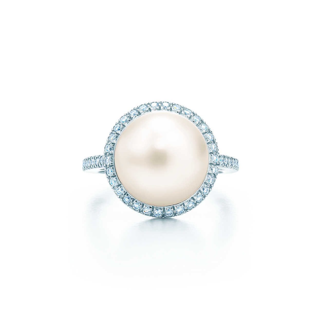Tiffany & Co. South Sea Noble Pearl Ring