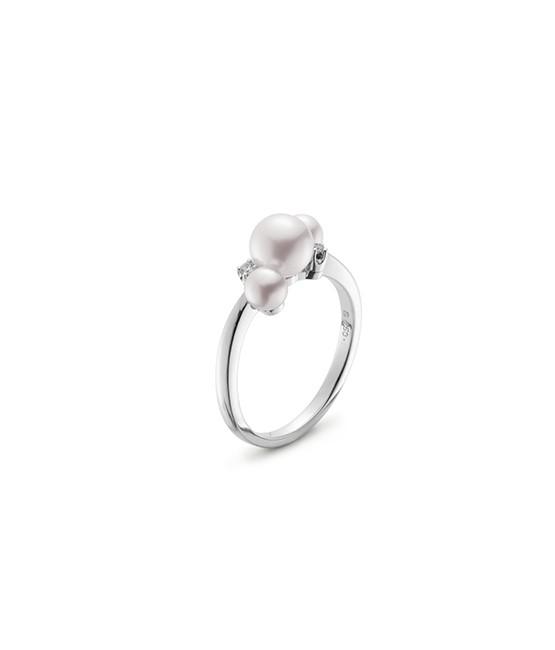 "Mikimoto ""Bubbles"" Ring"