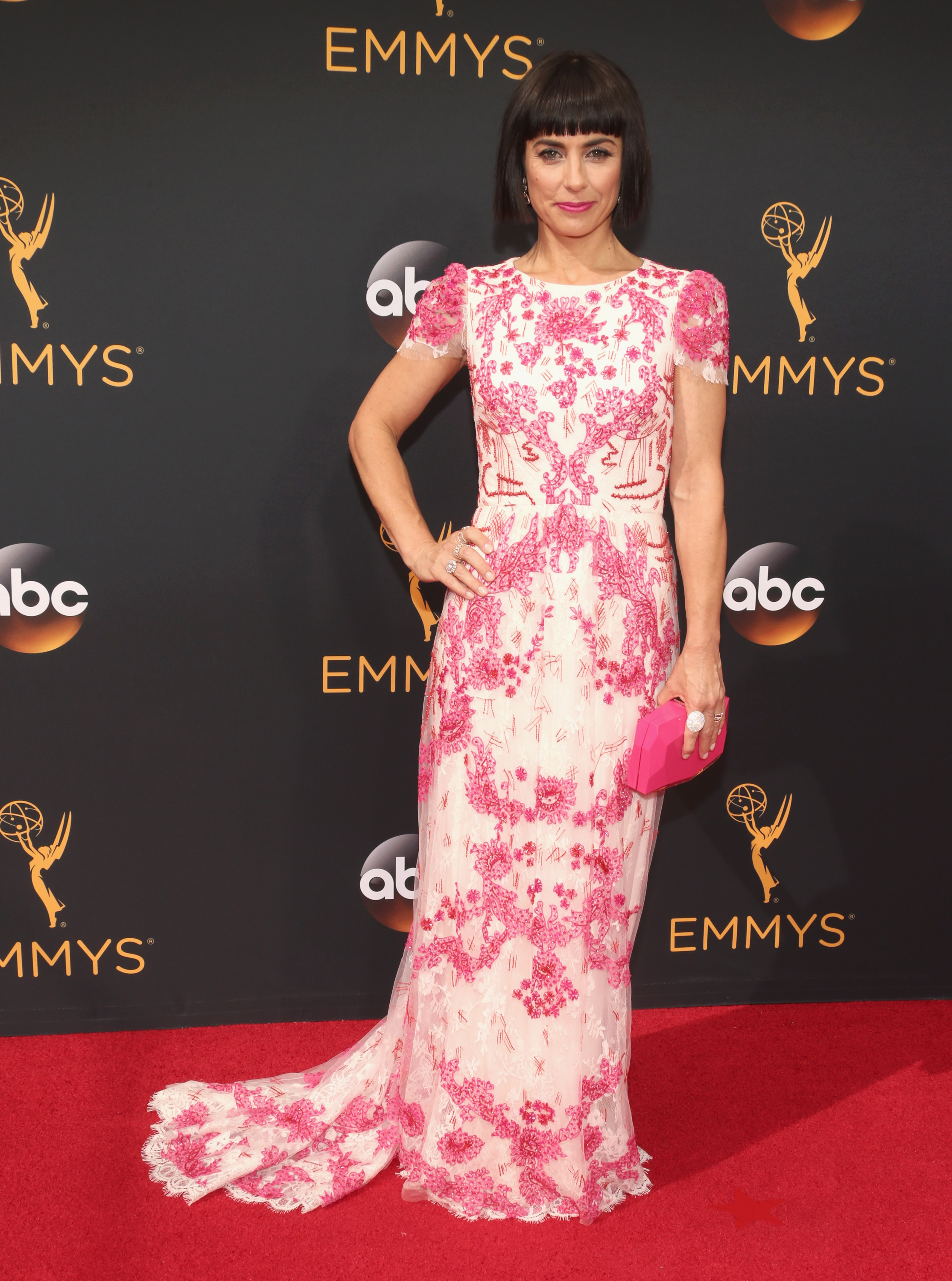 Constance Zimmer Emmy Awards 2016