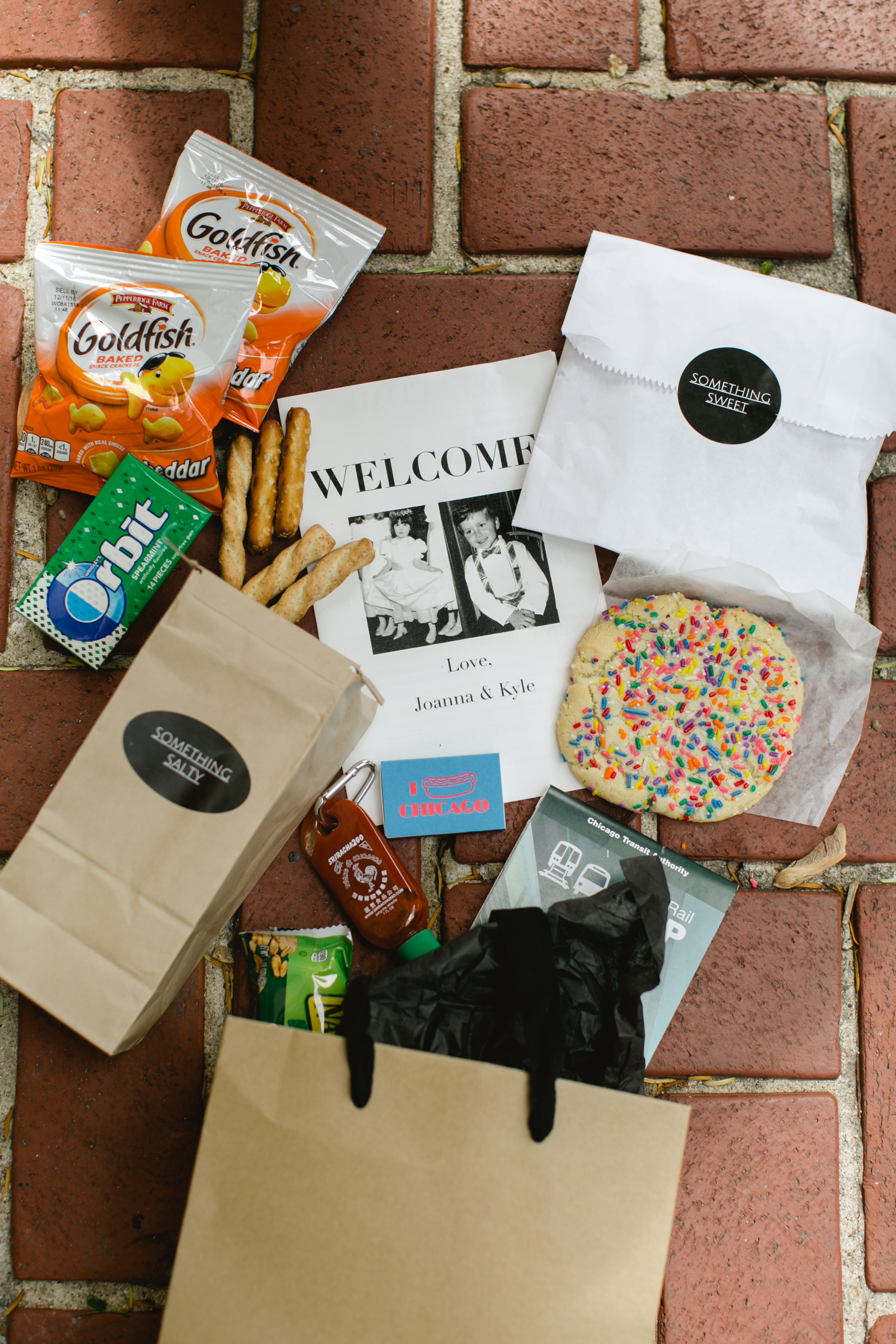 The Welcome Bag