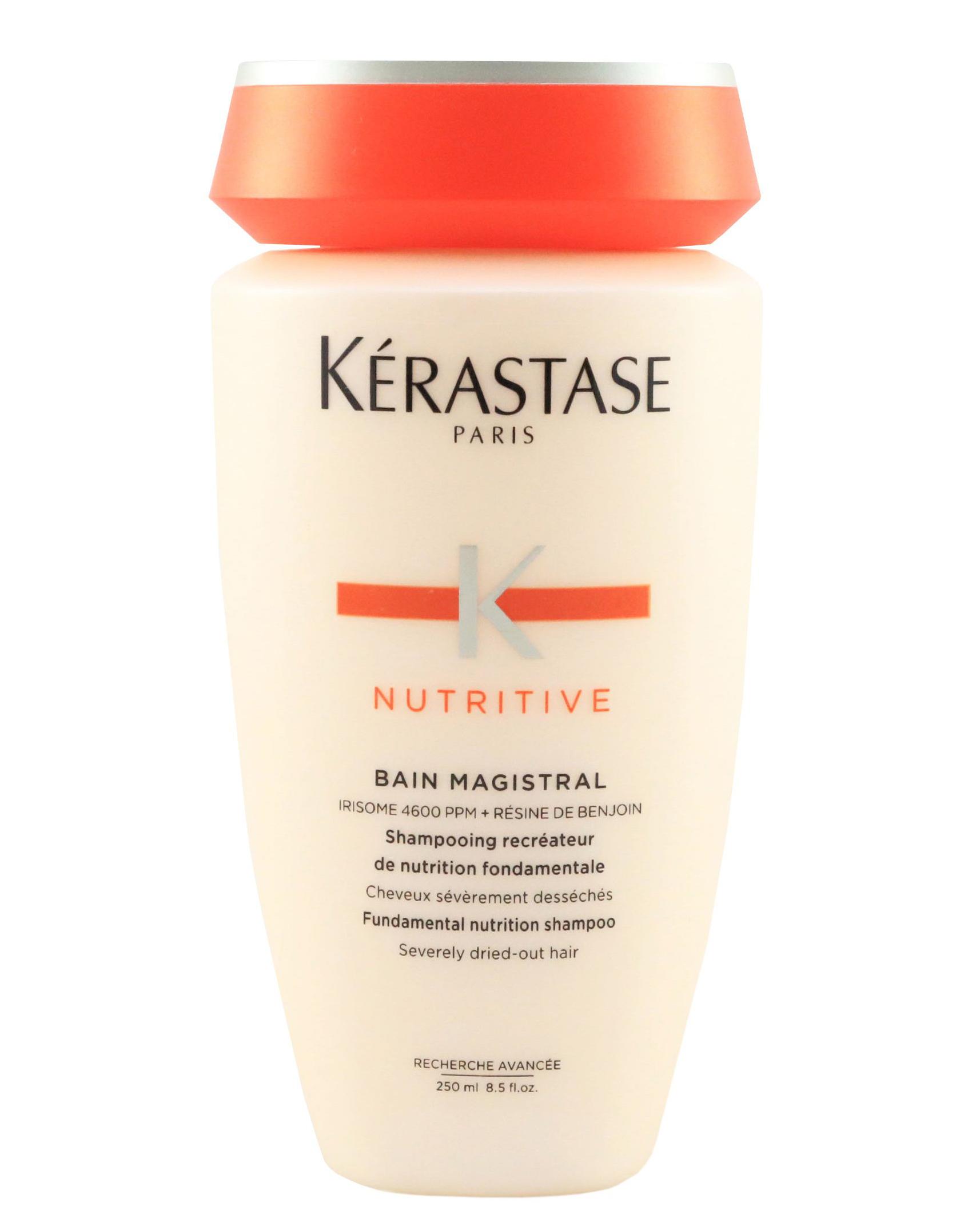 kerastase nutritive shampoo for severely dry hair
