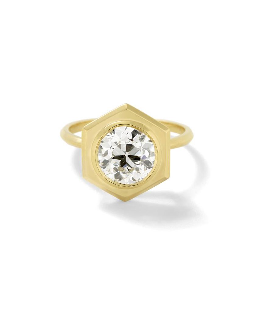 18-Karat La Nouvelle Yellow Gold Ring