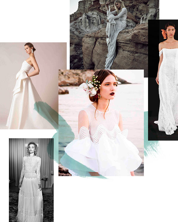 New Wedding Dress Designers