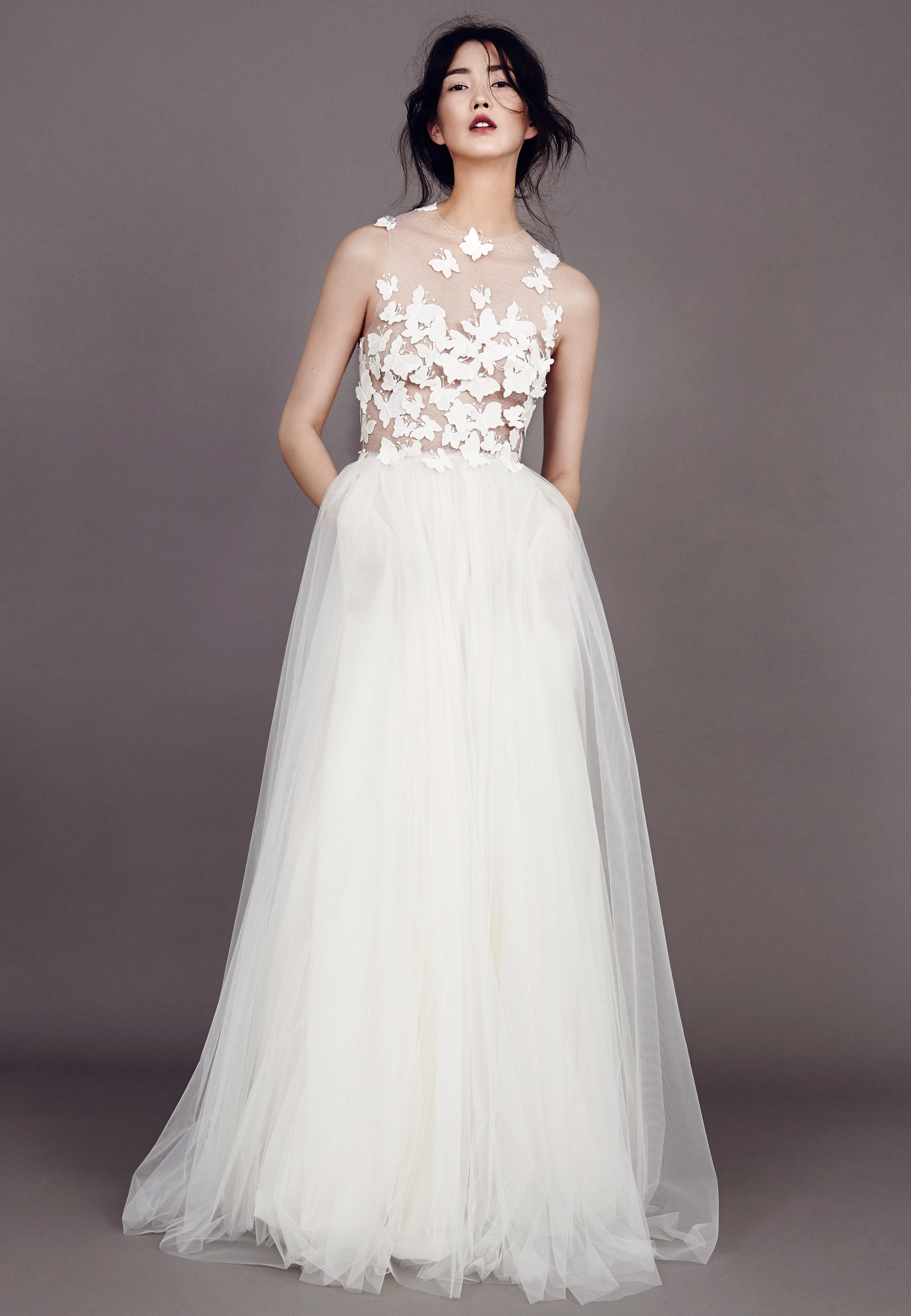 Kaviar Gauche gown
