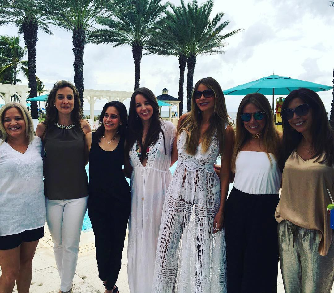 Sofia Vergara's bachelorette party