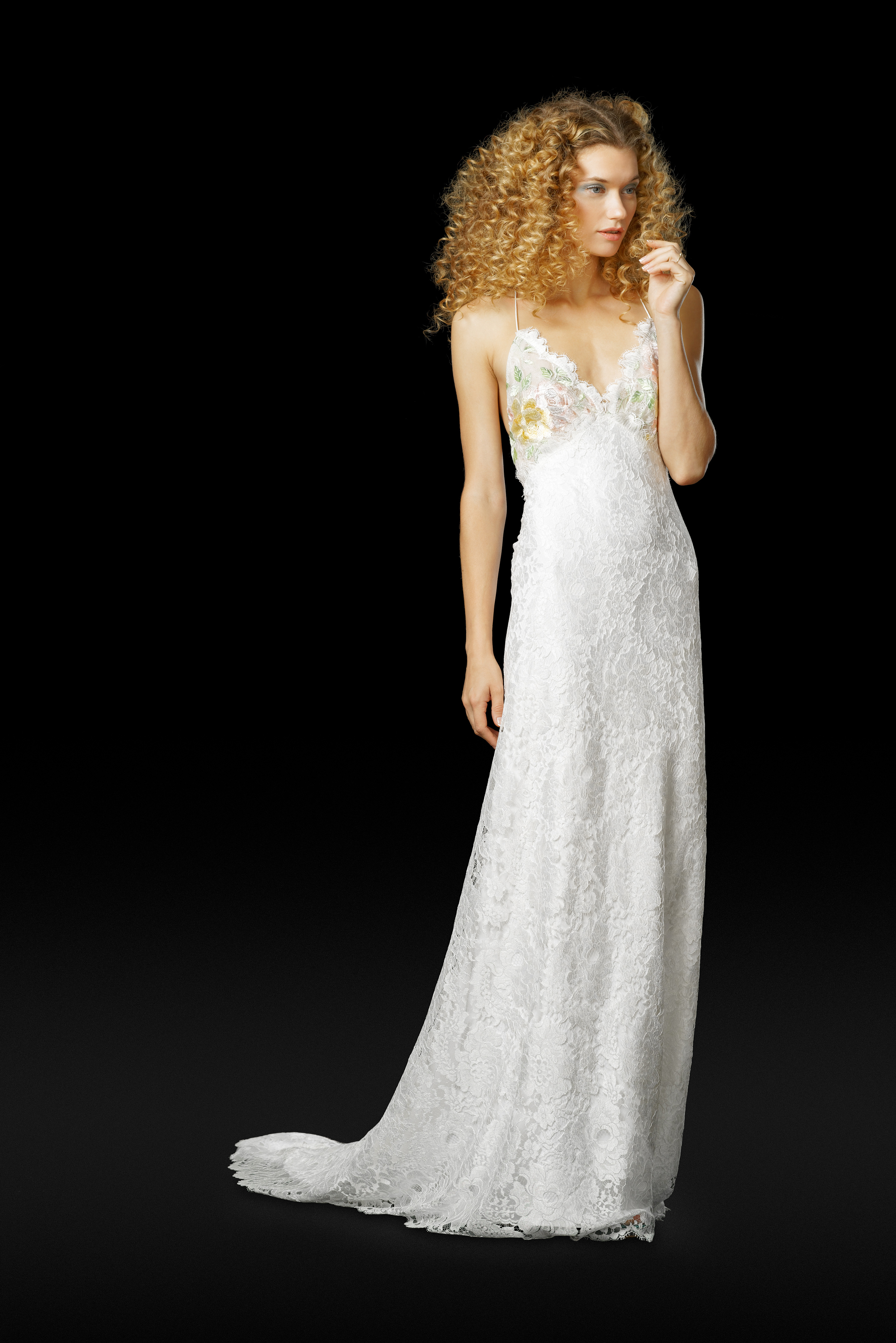 Elizabeth Fillmore Fall 2017 Wedding Dress Collection - Trudie