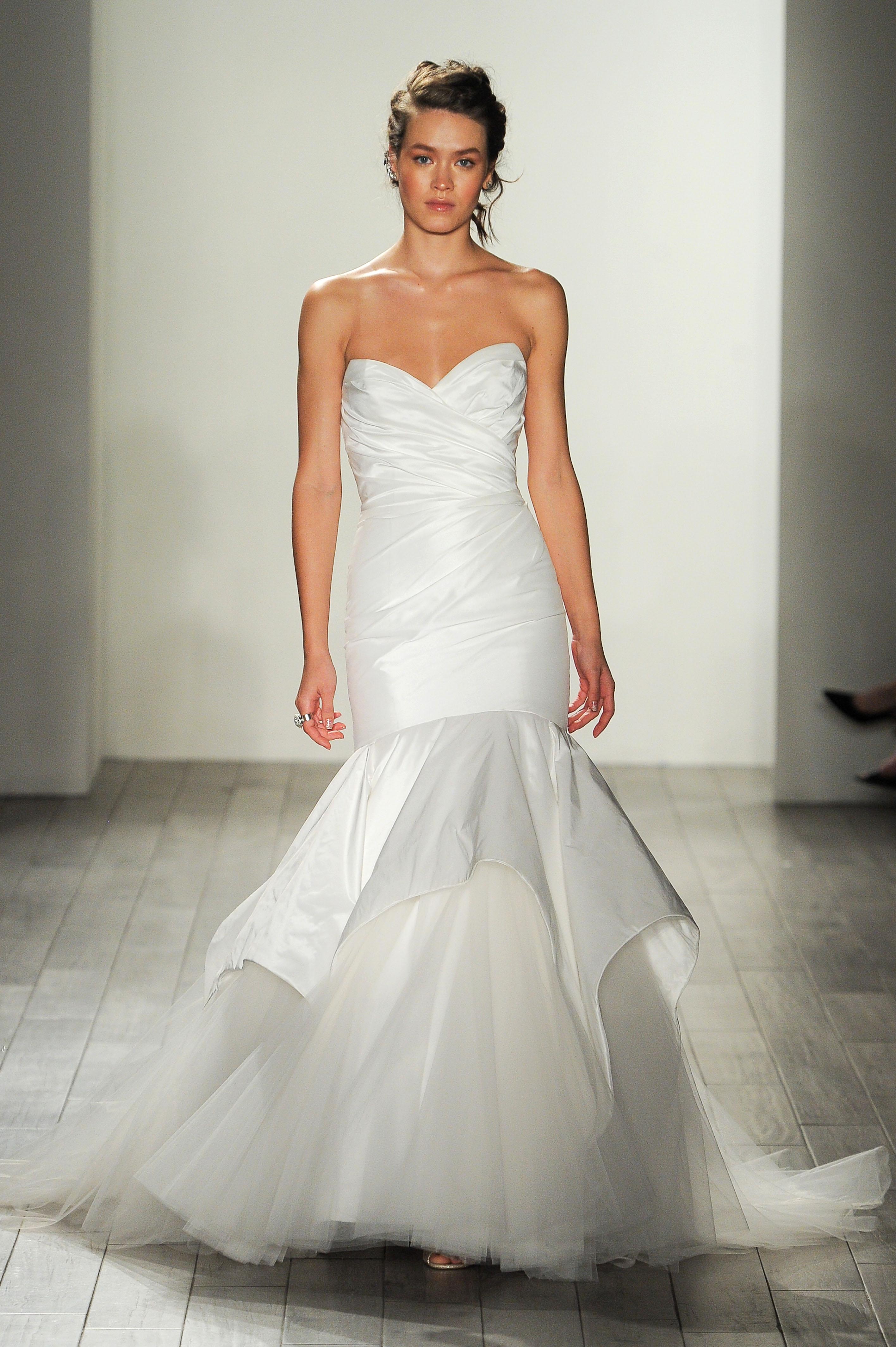 Jim Hjelm Fall 2017 Wedding Dress Collection