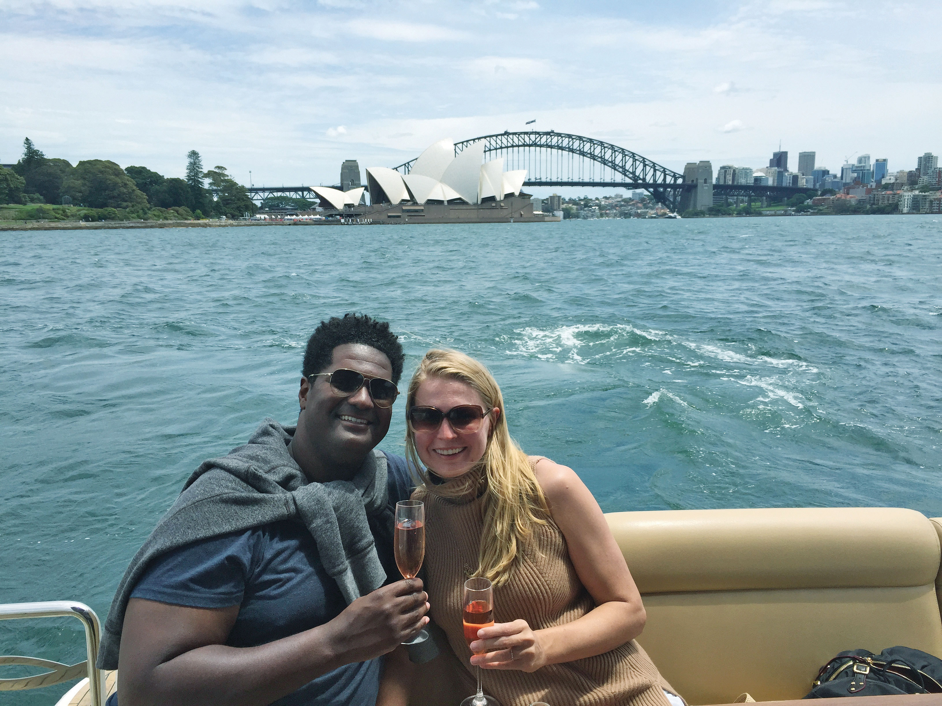 Stephanie and Darnell's Australia and New Zealand Getaway