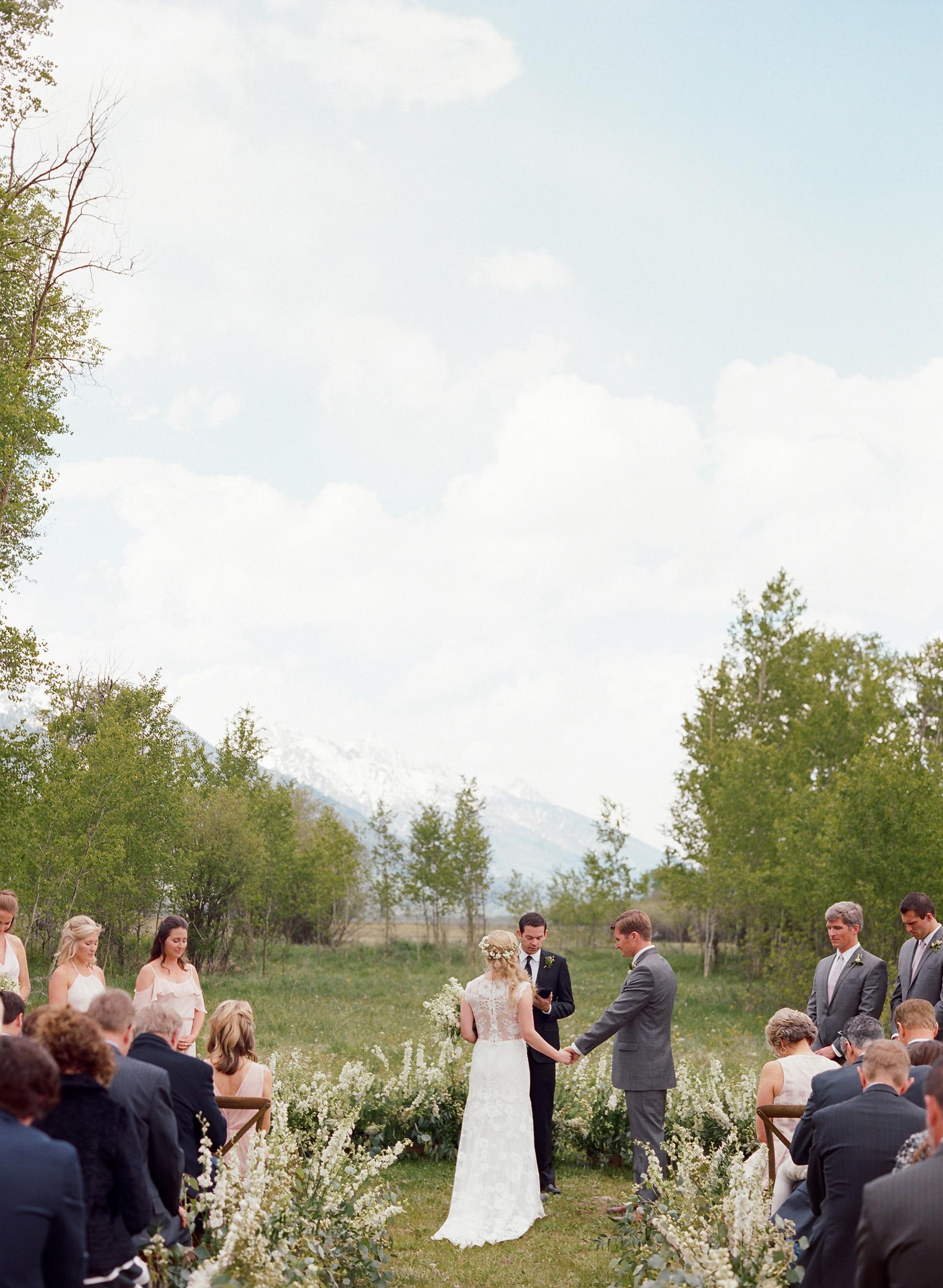 Colby John Wedding ceremony