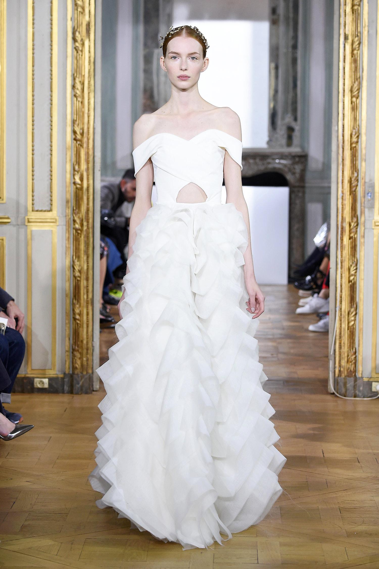 Kaviar Gauche Wedding Dress