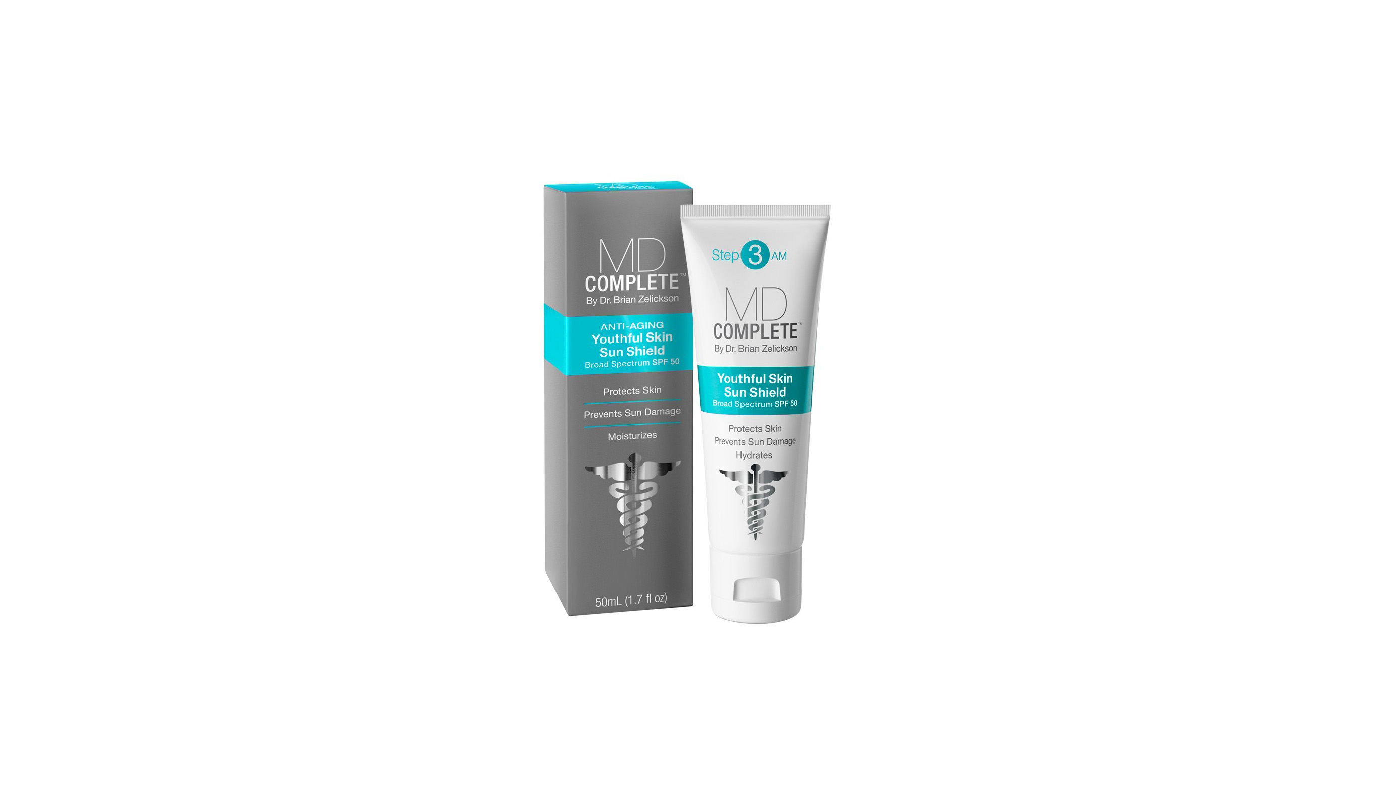 MD Complete Youthful Skin Sun Shield SPF 50