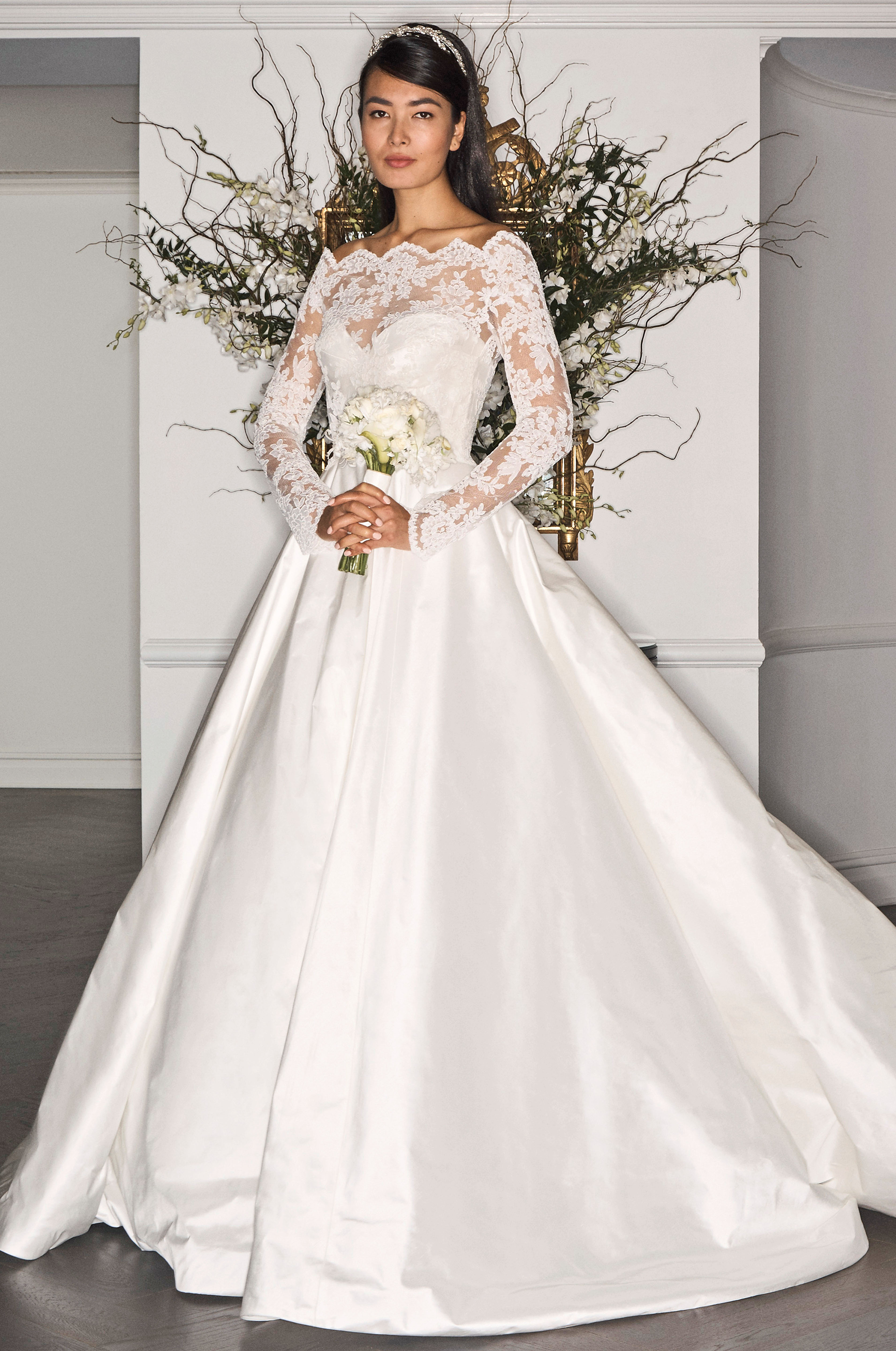 Legends by Romona Keveza Fall 2017 Wedding Dress Collection